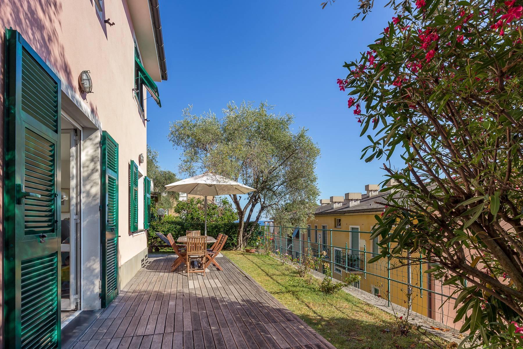 Elegant newly built property on the Zoagli promontory - 29