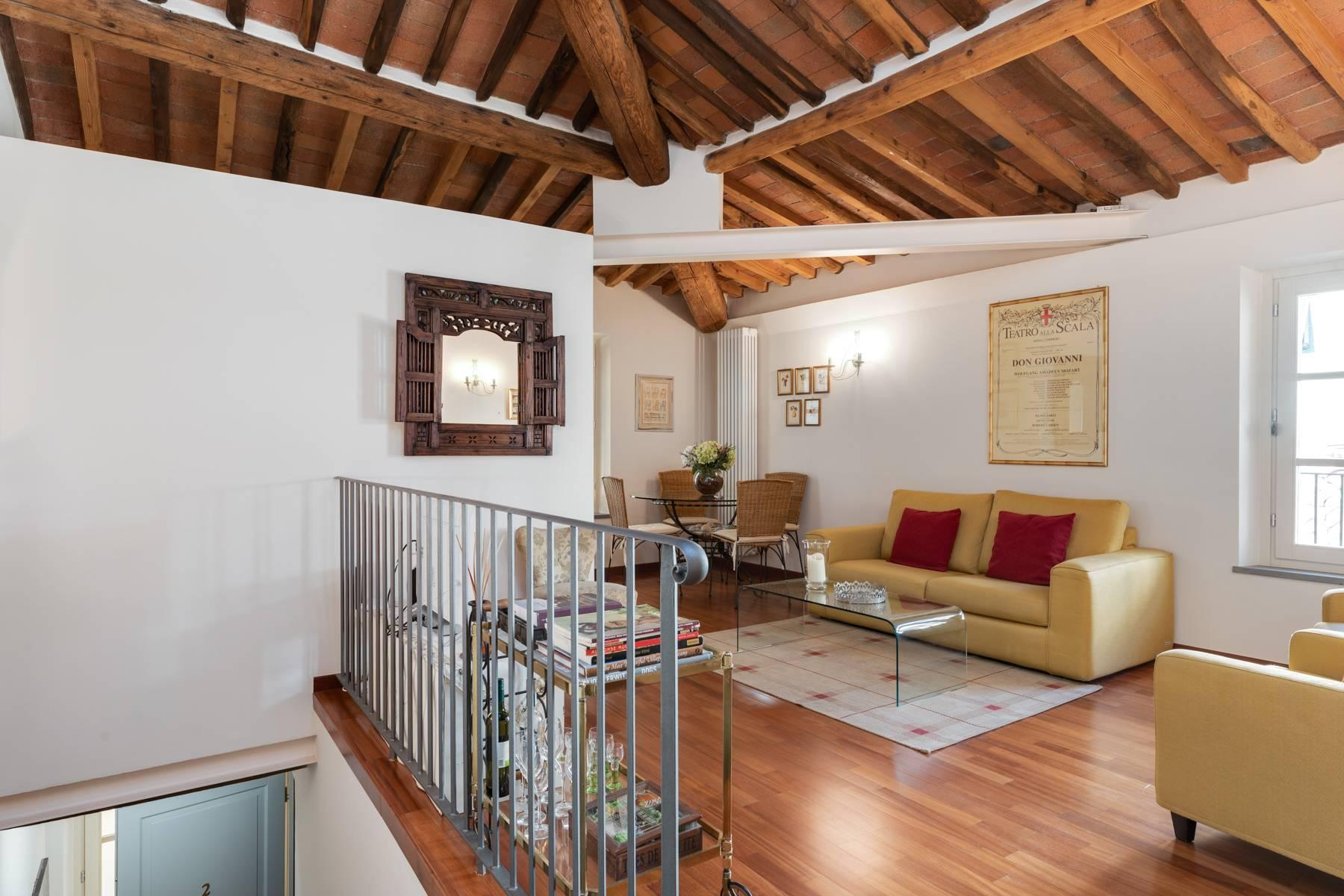Beautiful apartment in the historic center of Lucca - 2