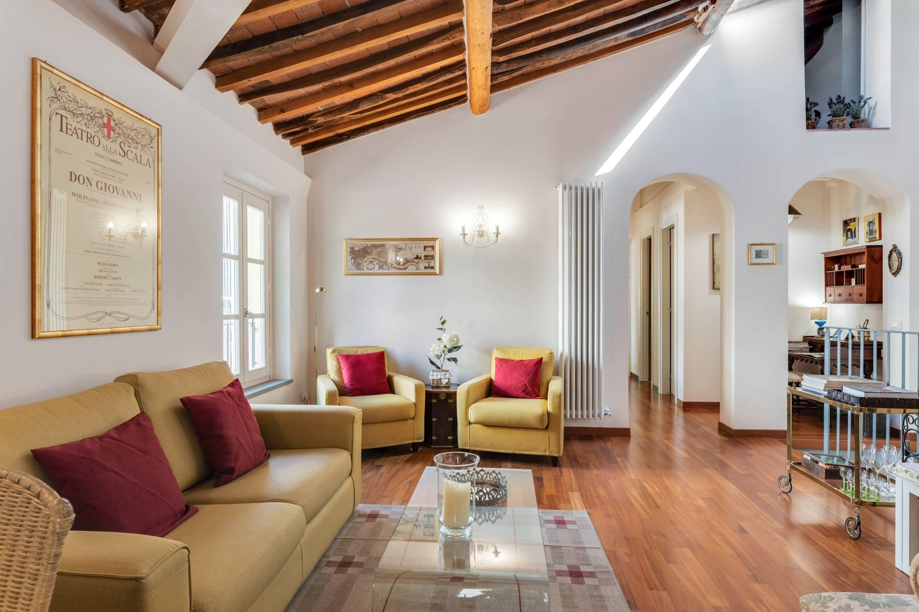 Beautiful apartment in the historic center of Lucca - 1