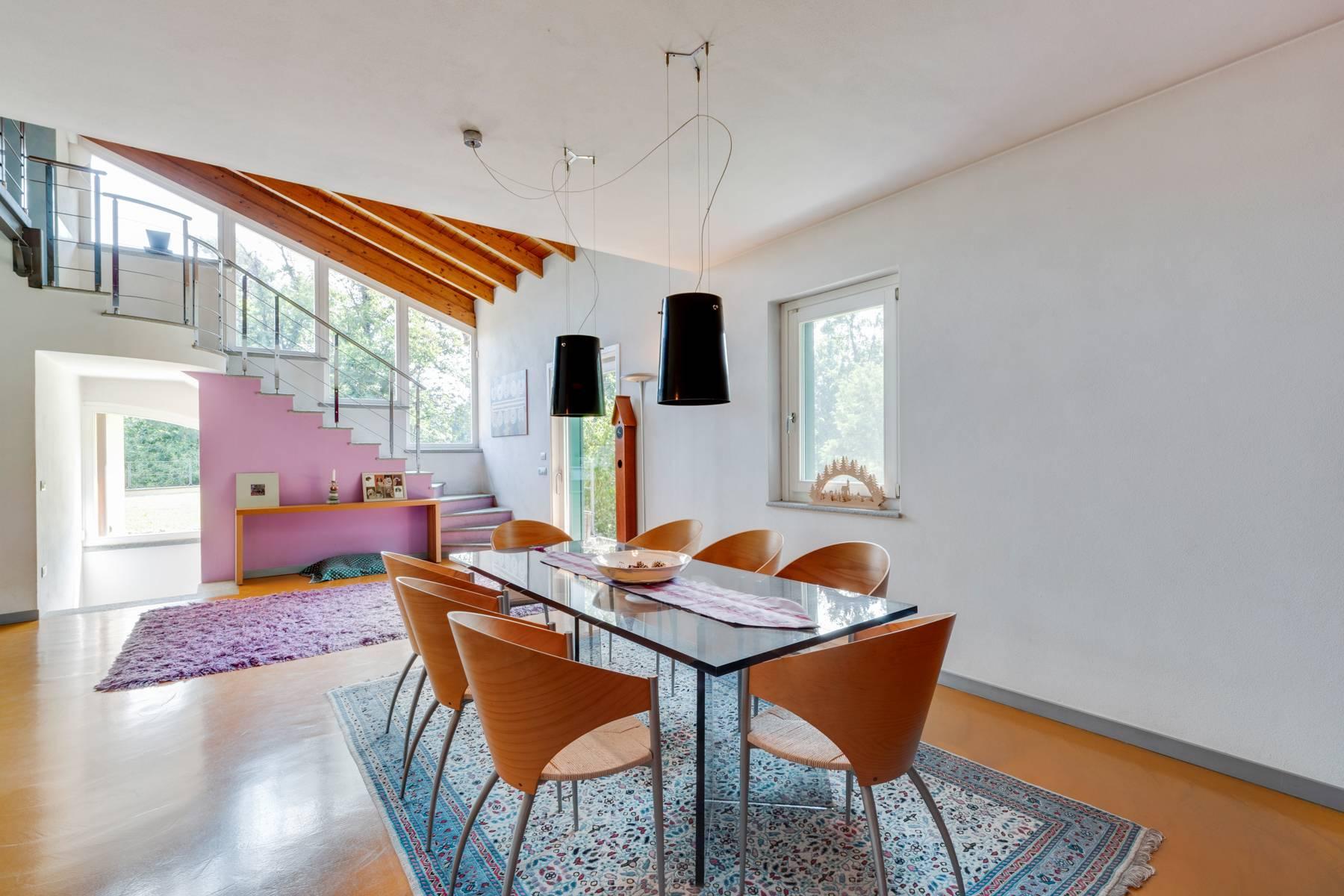 Prestigious Villa in a splendid private park of over four hectares - 9