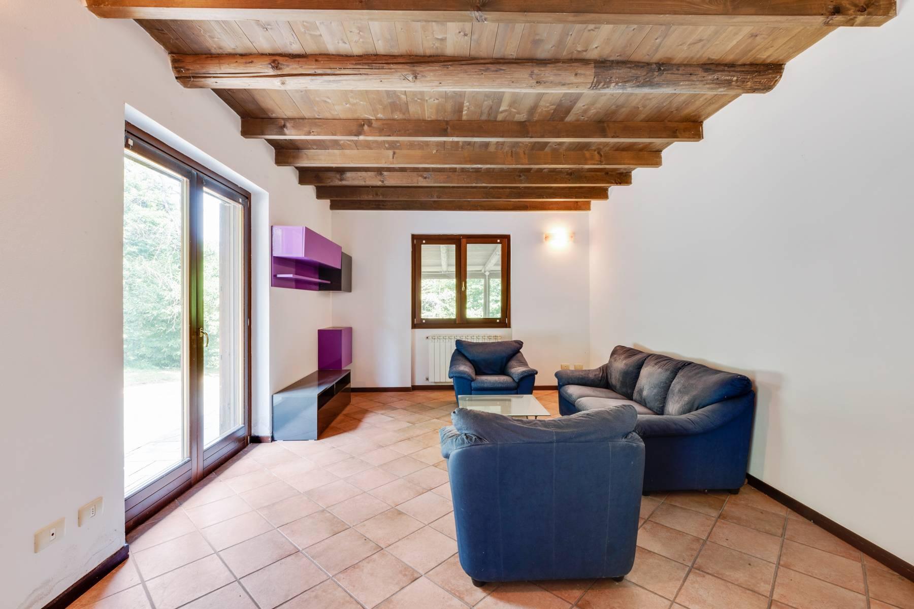 Prestigious Villa in a splendid private park of over four hectares - 24