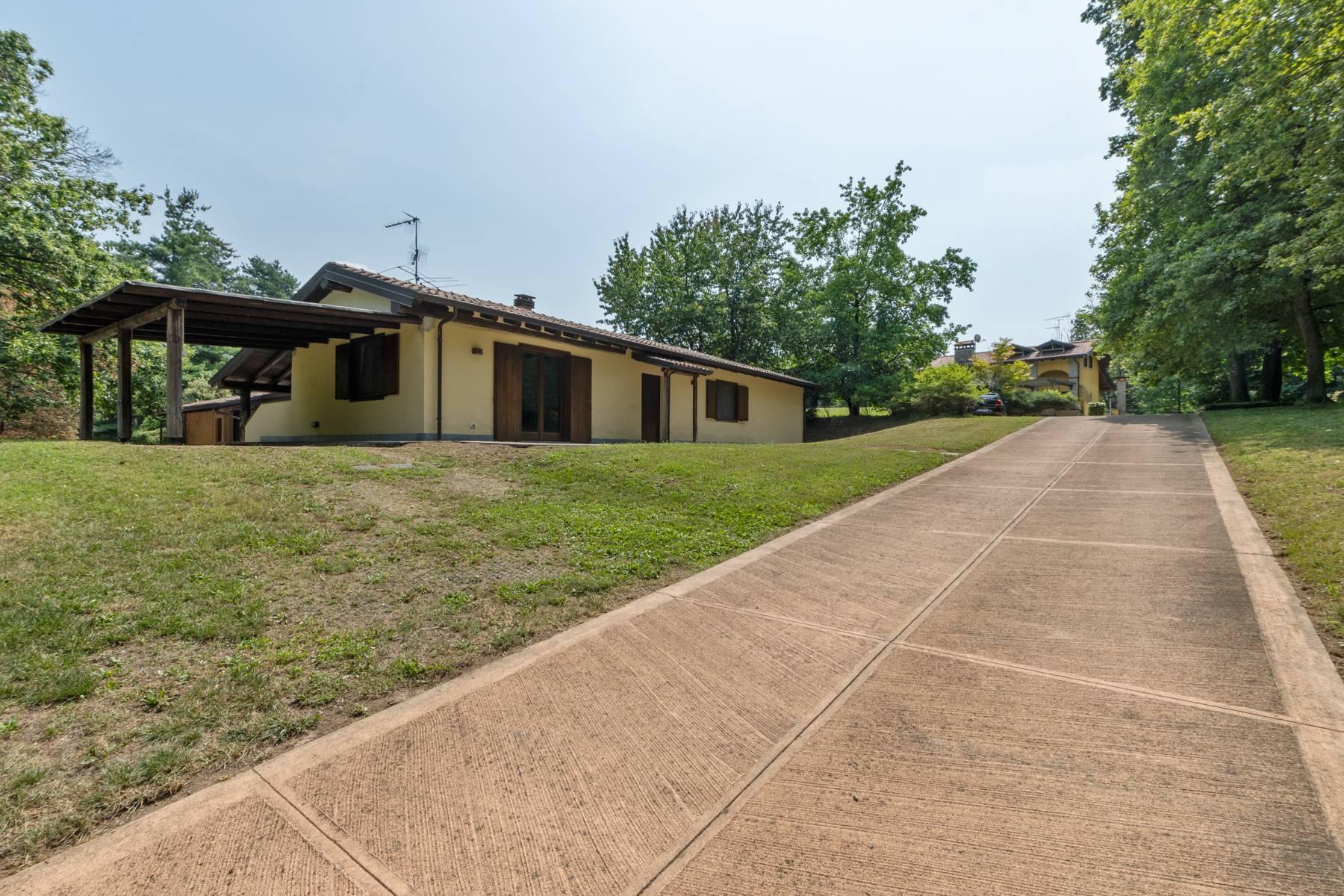 Prestigious Villa in a splendid private park of over four hectares - 30