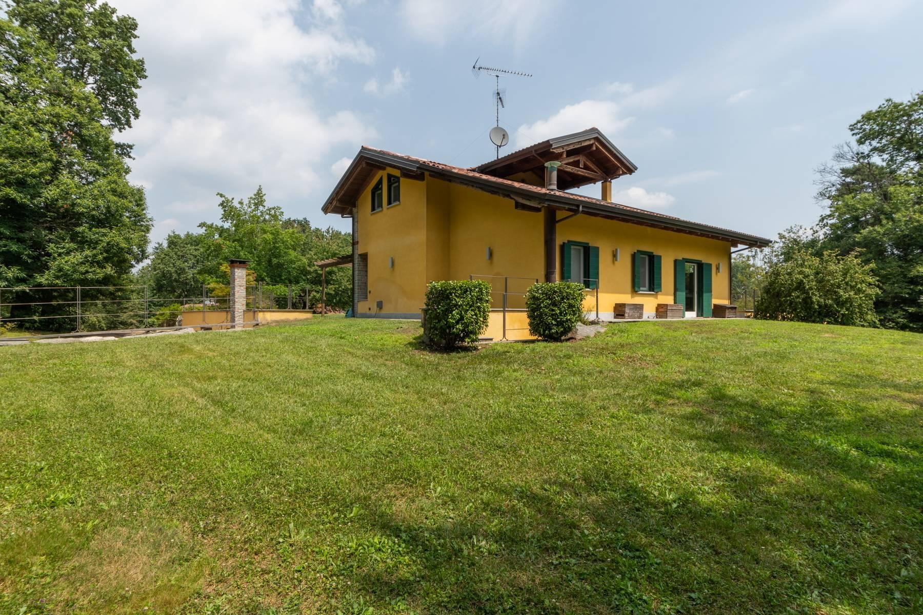 Prestigious Villa in a splendid private park of over four hectares - 33