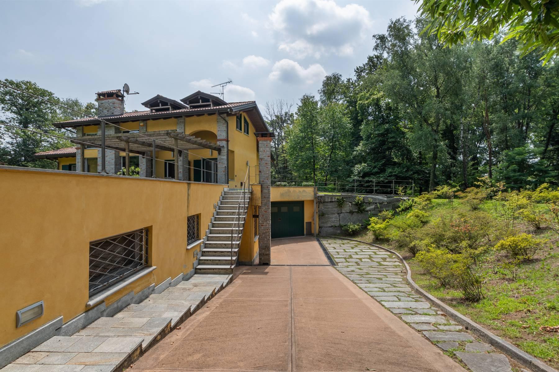 Prestigious Villa in a splendid private park of over four hectares - 31