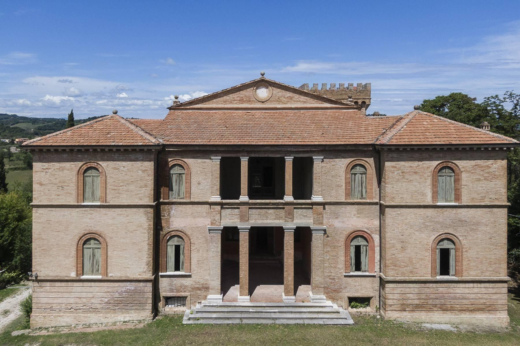 Stunning historical residence on the hills of Pesaro - 6