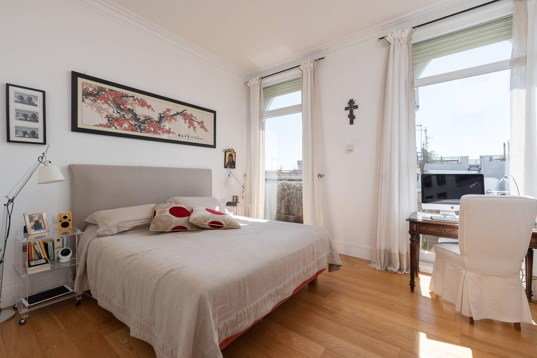 Charming penthouse a few steps from Via Veneto - 8
