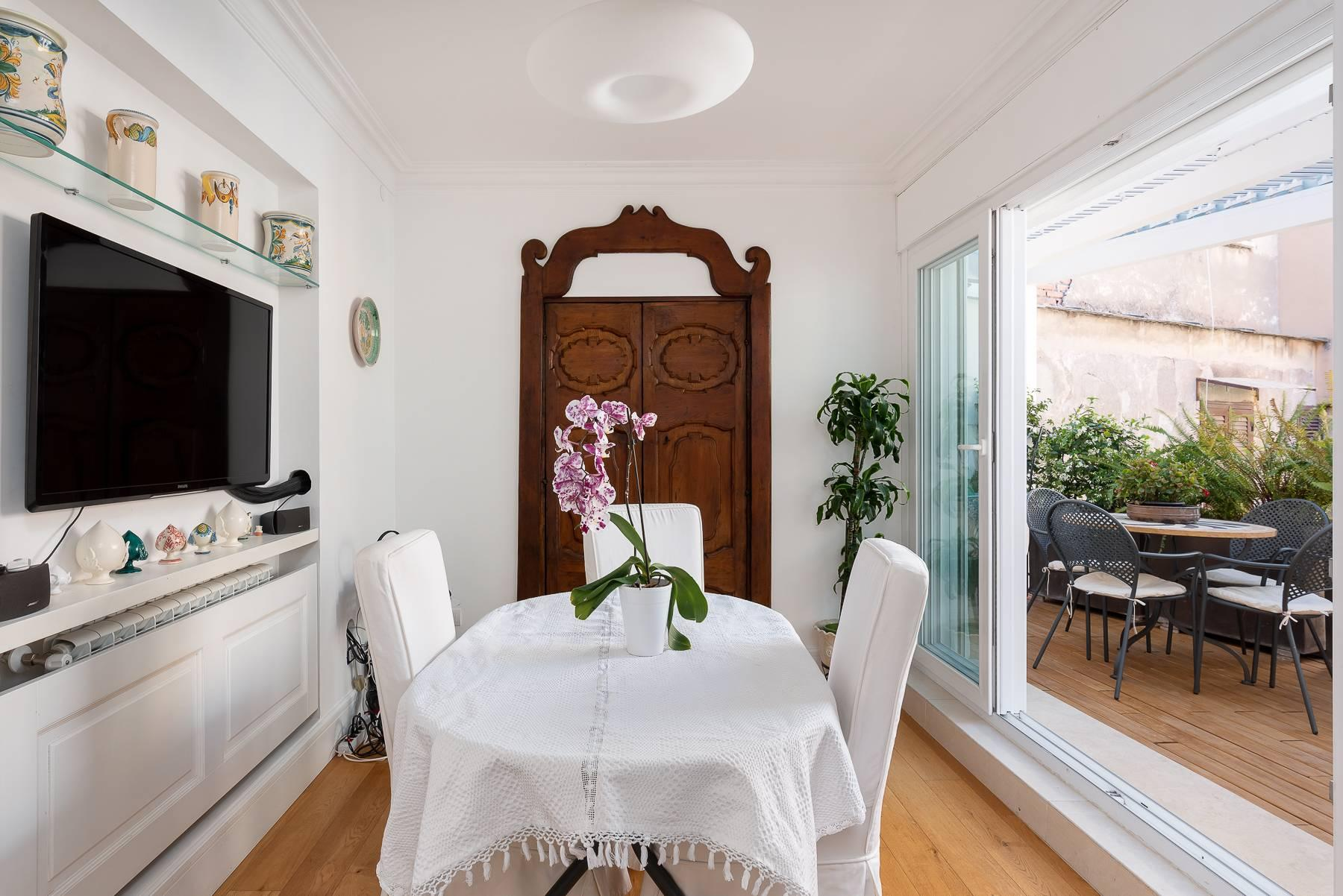 Charming penthouse a few steps from Via Veneto - 12