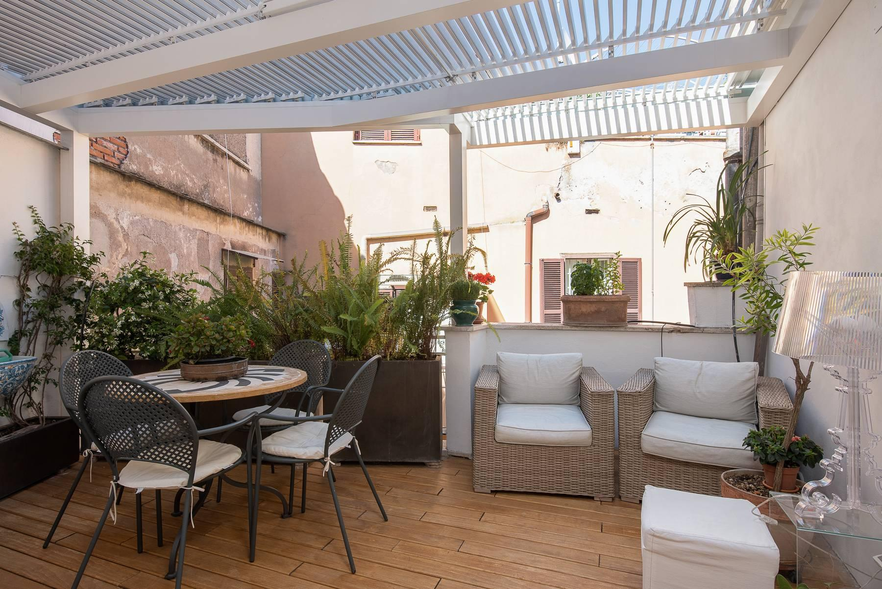 Charming penthouse a few steps from Via Veneto - 6