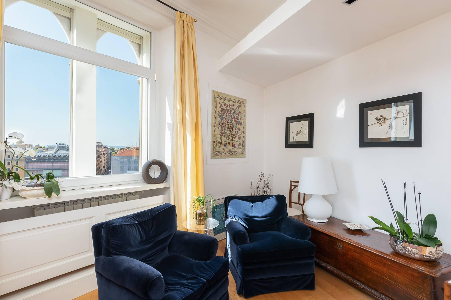 Charming penthouse a few steps from Via Veneto - 17
