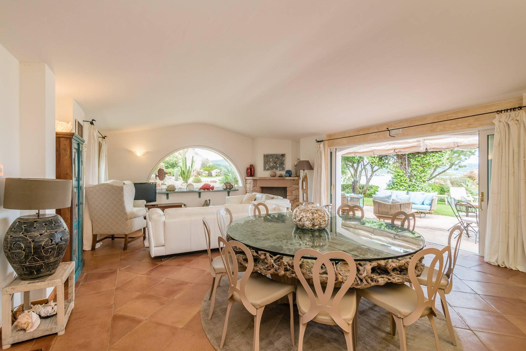 Panoramic property with exclusive access to the sea in Cala dei Ginepri, Baja Sardinia - 7