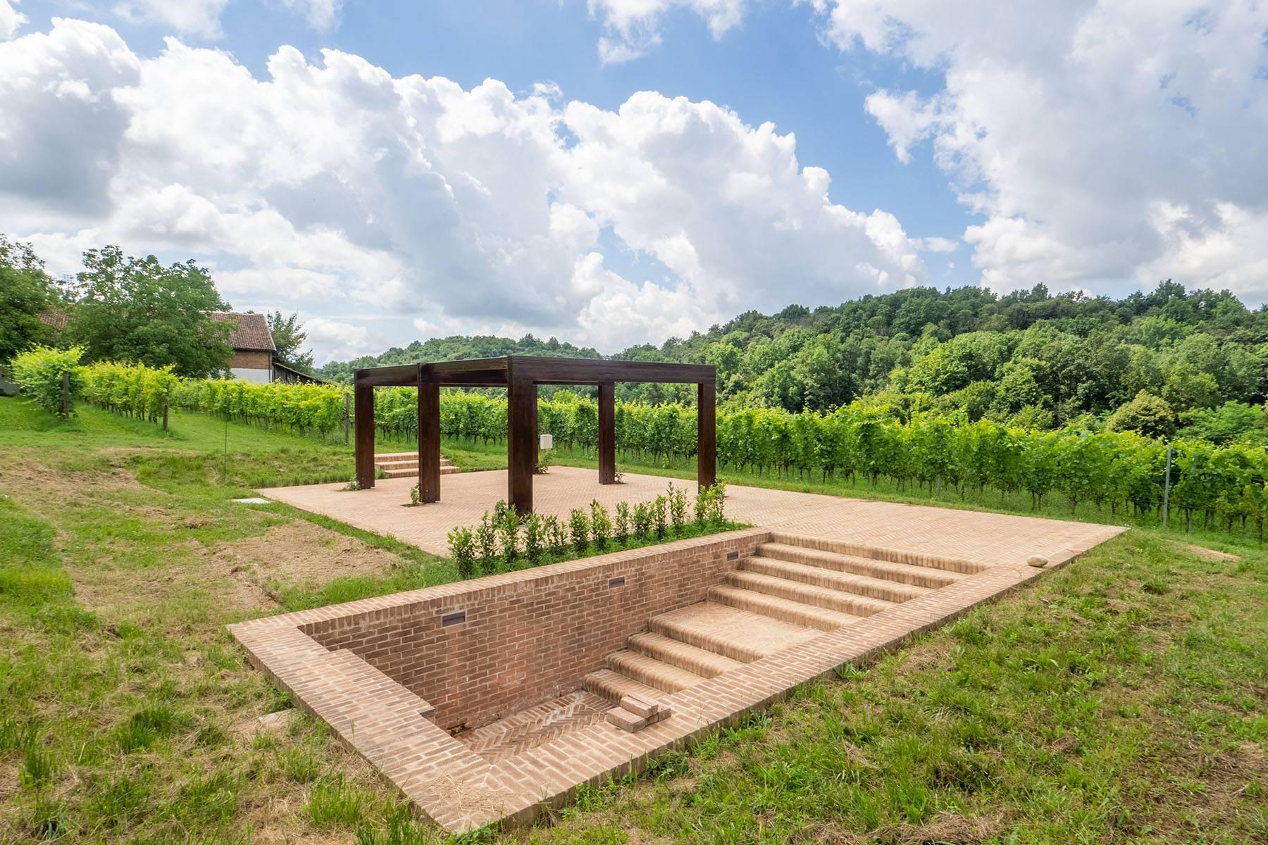 Domaine viticole dans la région du Roero - 6