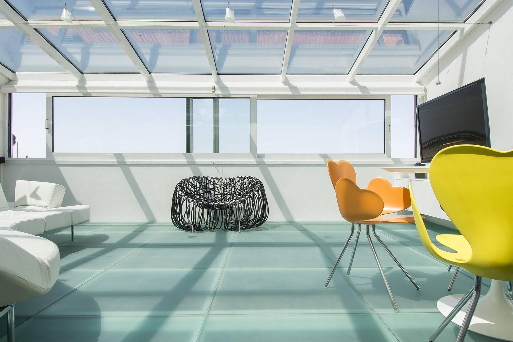 Splendido attico di lusso fronte mare in Versilia - 14