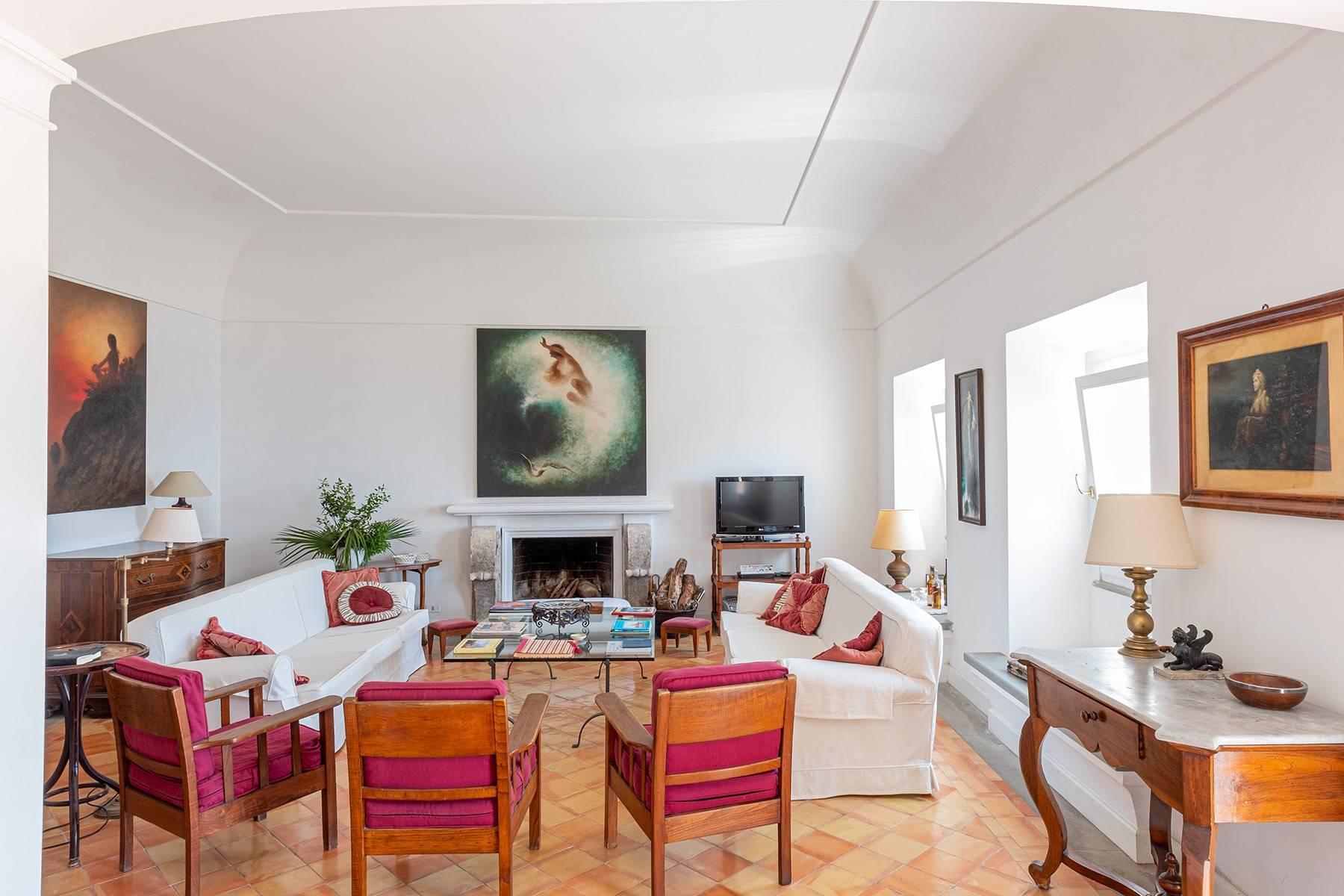 Superbe villa avec piscine donnant sur Capri et la mer - 11