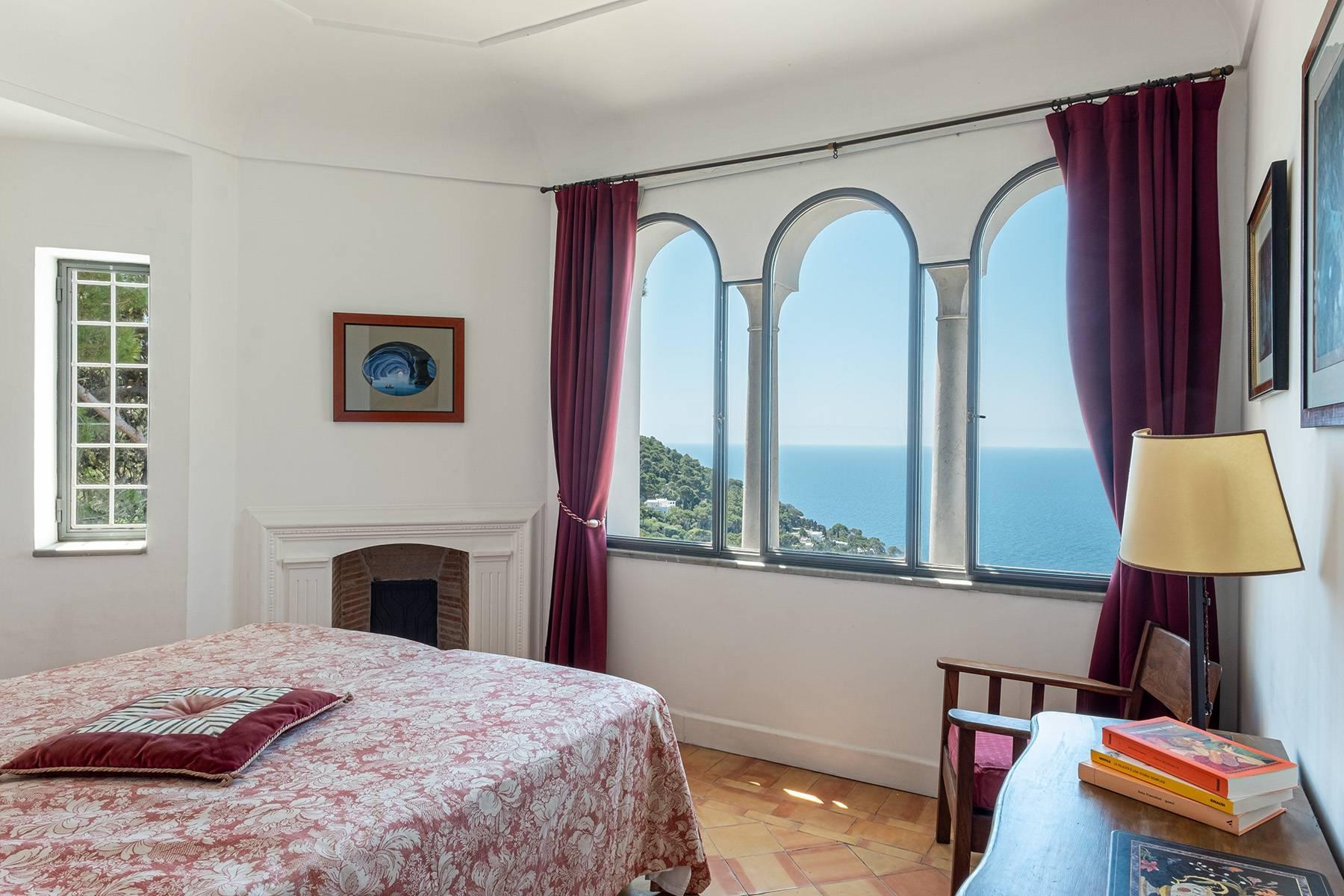 Superbe villa avec piscine donnant sur Capri et la mer - 18