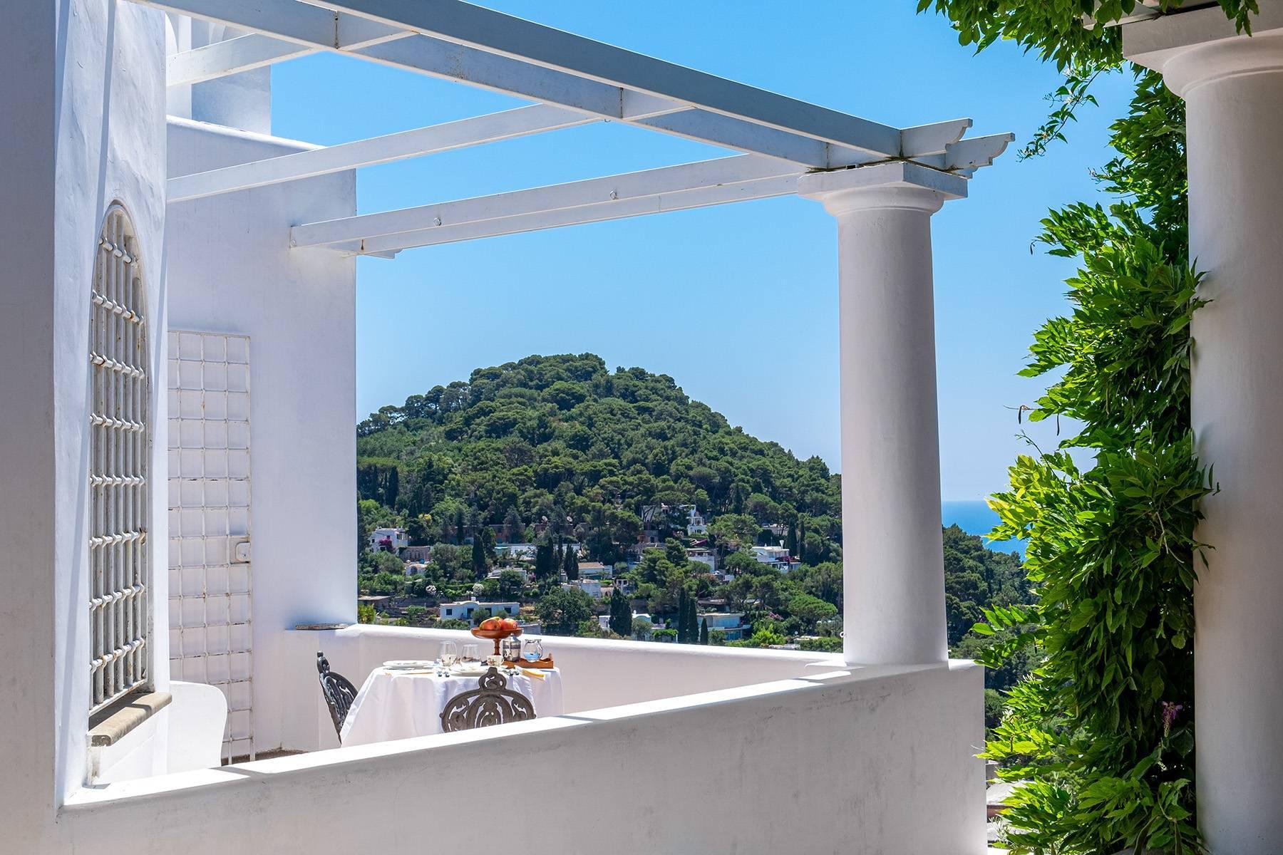 Superbe villa avec piscine donnant sur Capri et la mer - 26