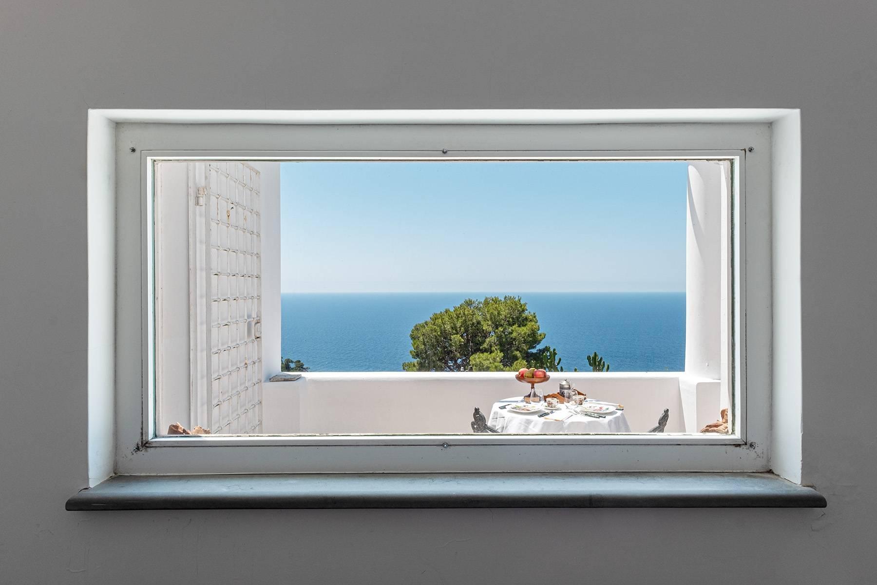 Superbe villa avec piscine donnant sur Capri et la mer - 16
