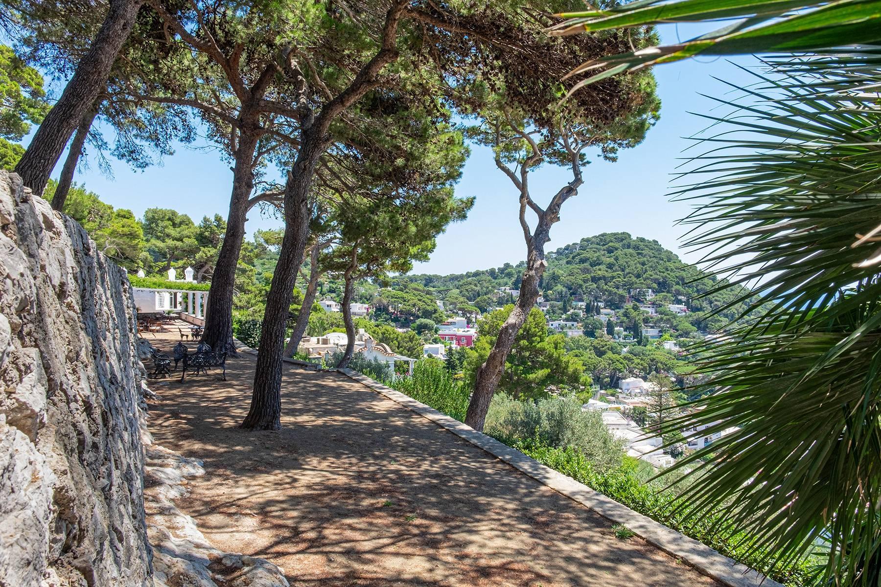 Superbe villa avec piscine donnant sur Capri et la mer - 27