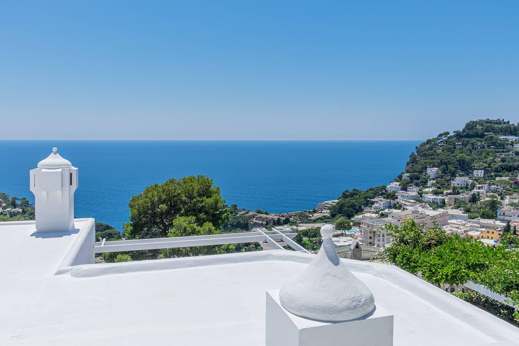 Stunning villa with swimming pool overlooking Capri and the sea - 33