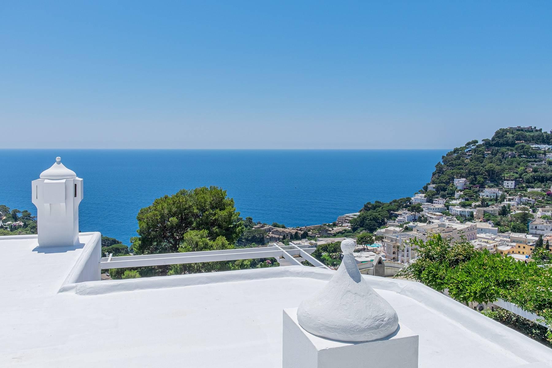 Superbe villa avec piscine donnant sur Capri et la mer - 33