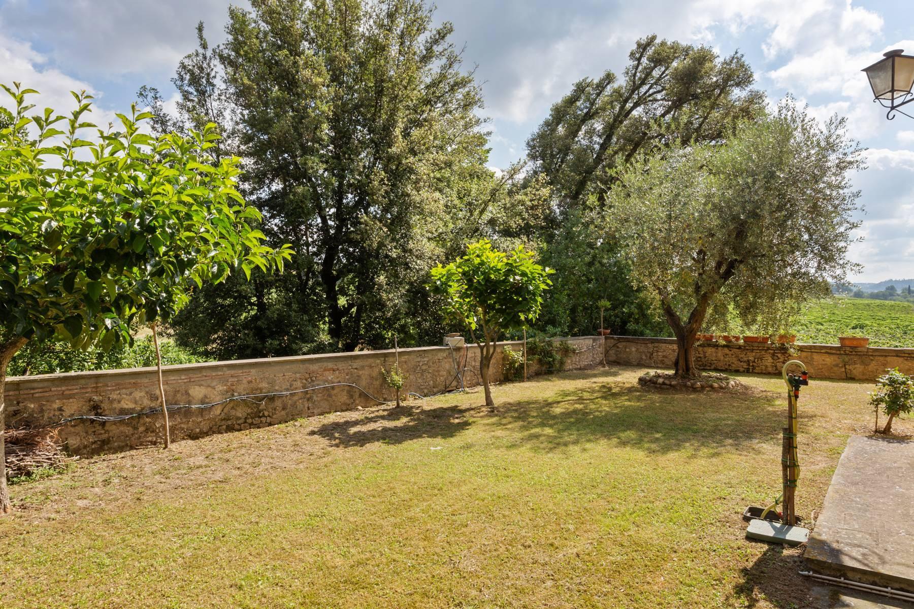 Magnifique appartement dans villa historique du XVI siècle avec jardin - 14