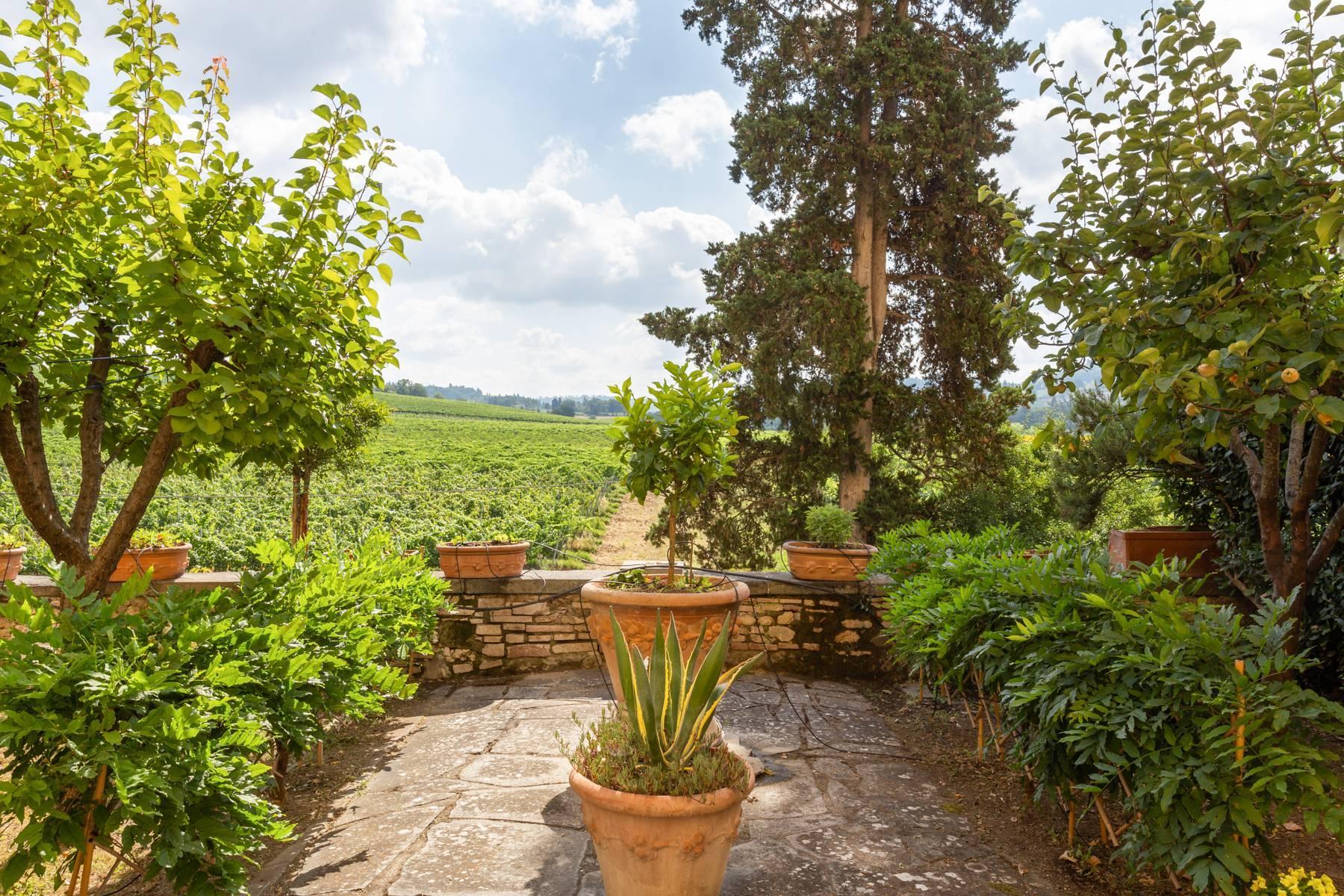 Magnifique appartement dans villa historique du XVI siècle avec jardin - 13