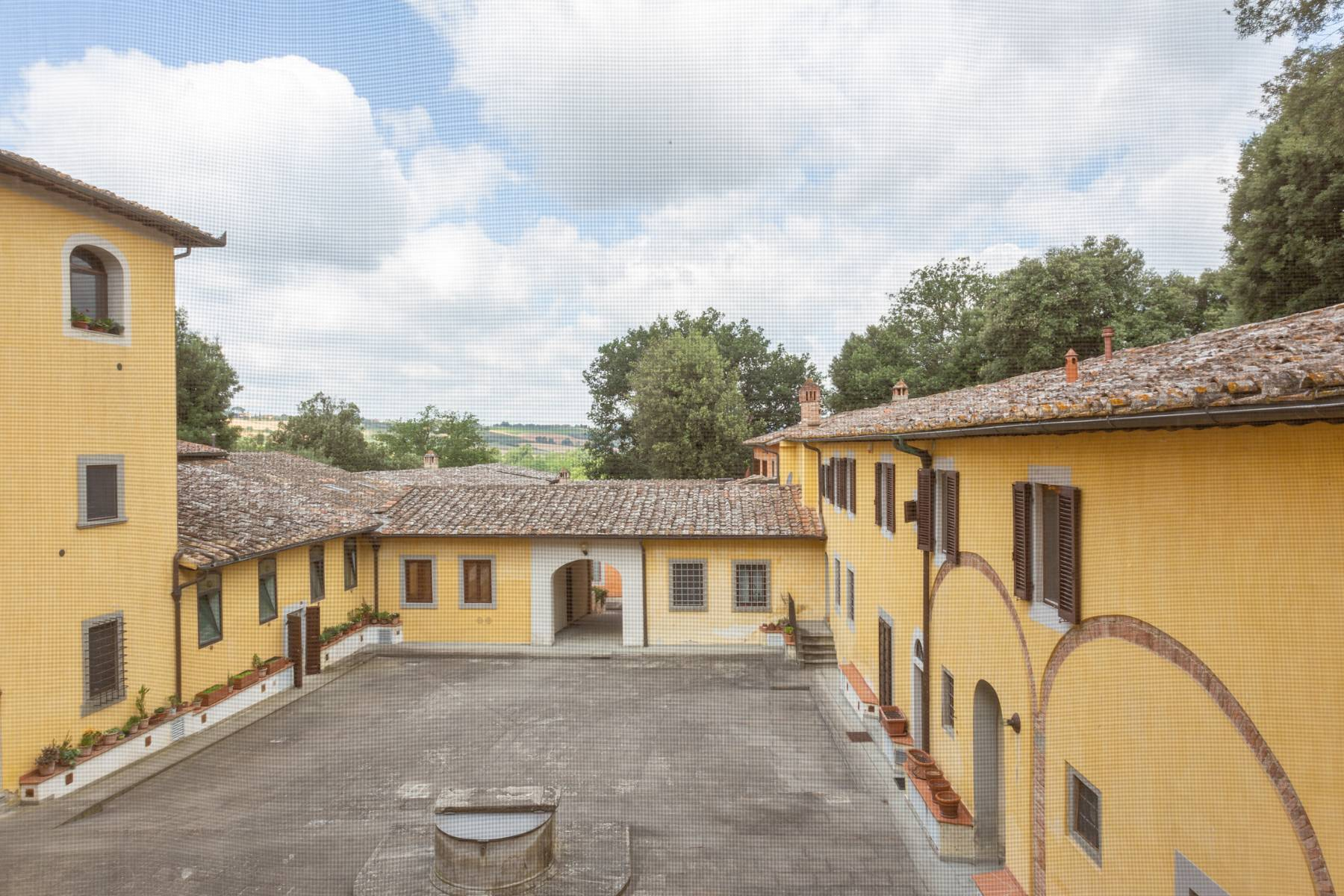 Magnifique appartement dans villa historique du XVI siècle avec jardin - 20
