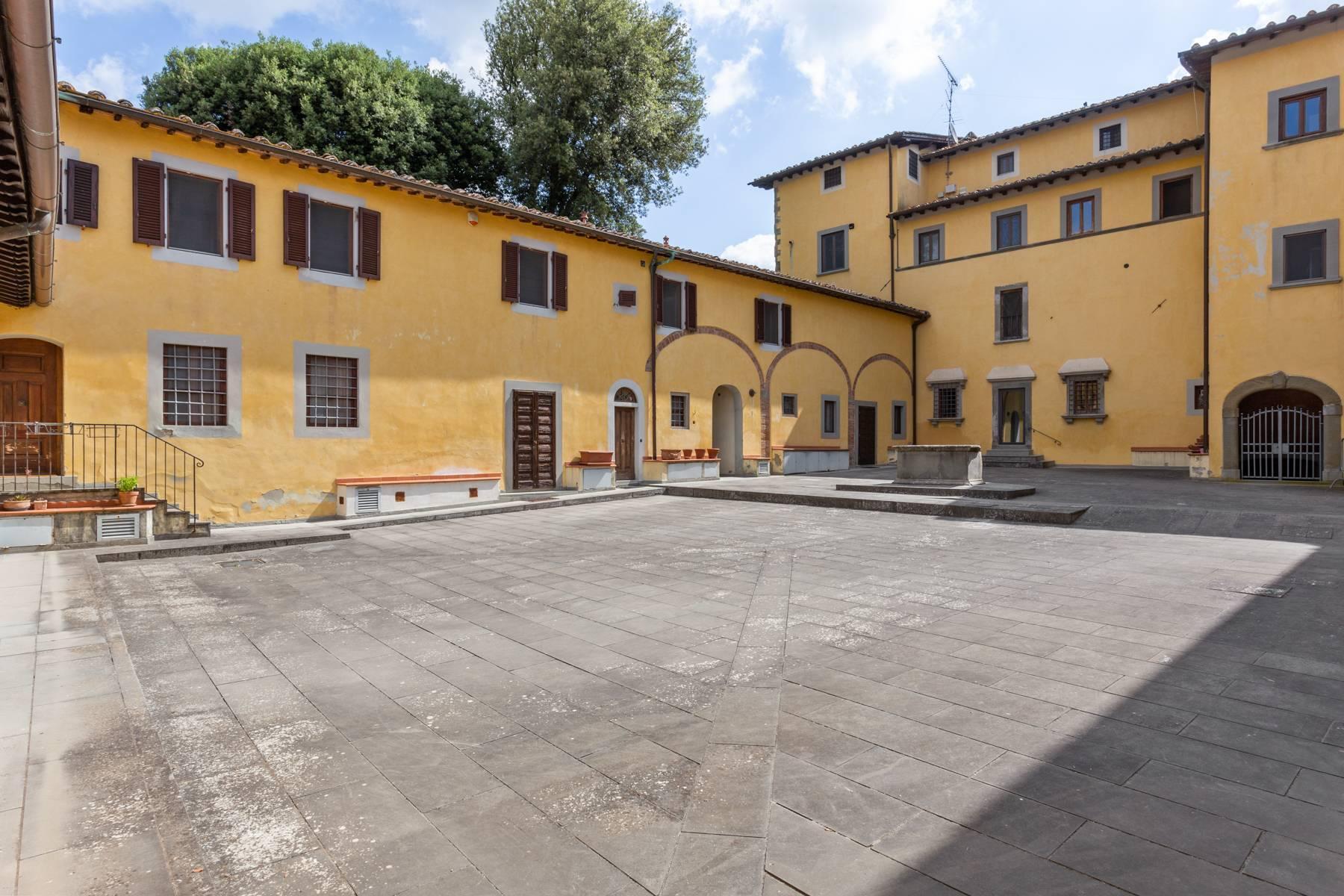 Magnifique appartement dans villa historique du XVI siècle avec jardin - 21