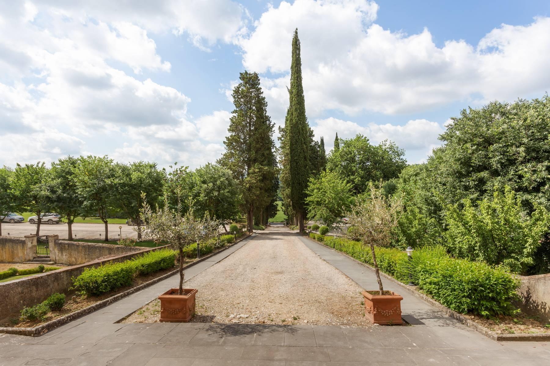 Magnifique appartement dans villa historique du XVI siècle avec jardin - 22