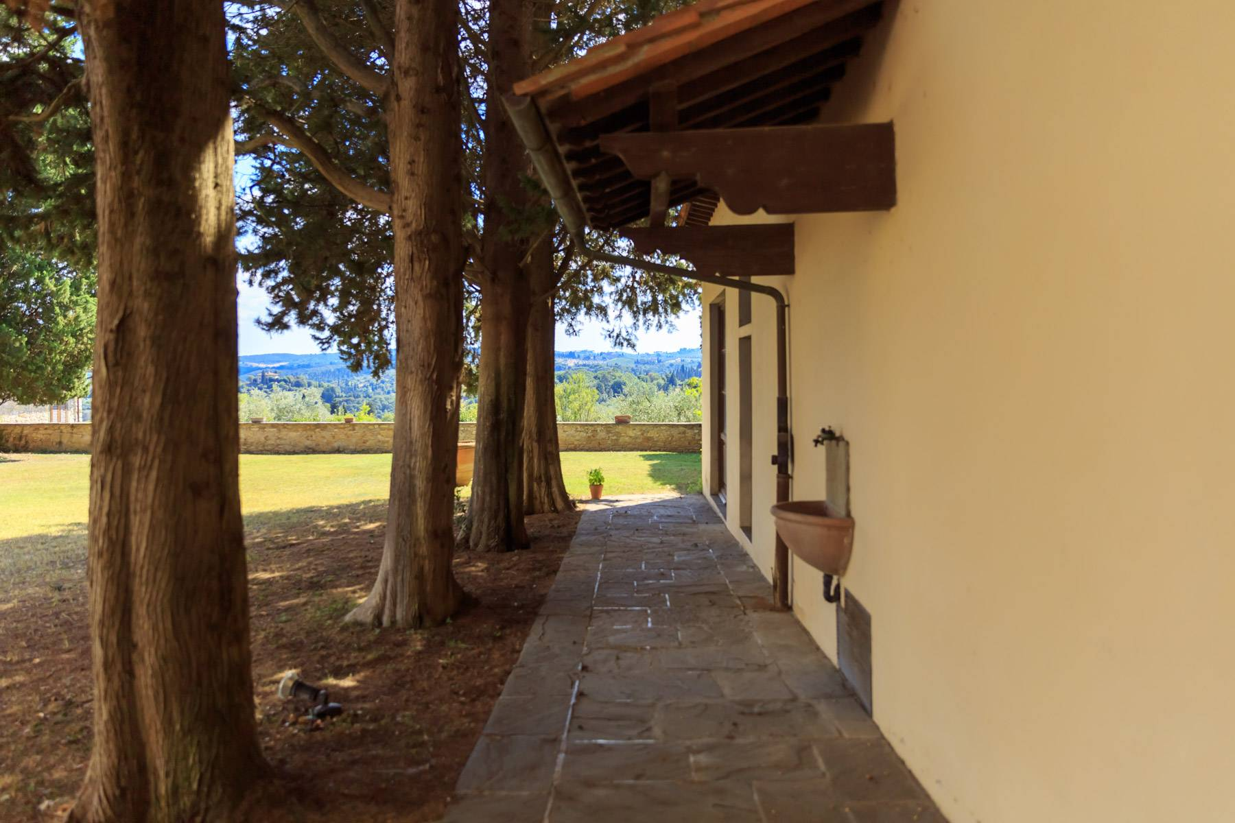 Large period villa with olive grove at 10 minutes' drive from Florence - 12