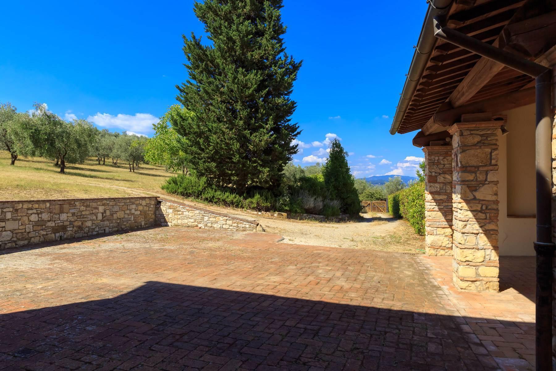Grande villa antica con oliveto a 10 minuti da Firenze - 13