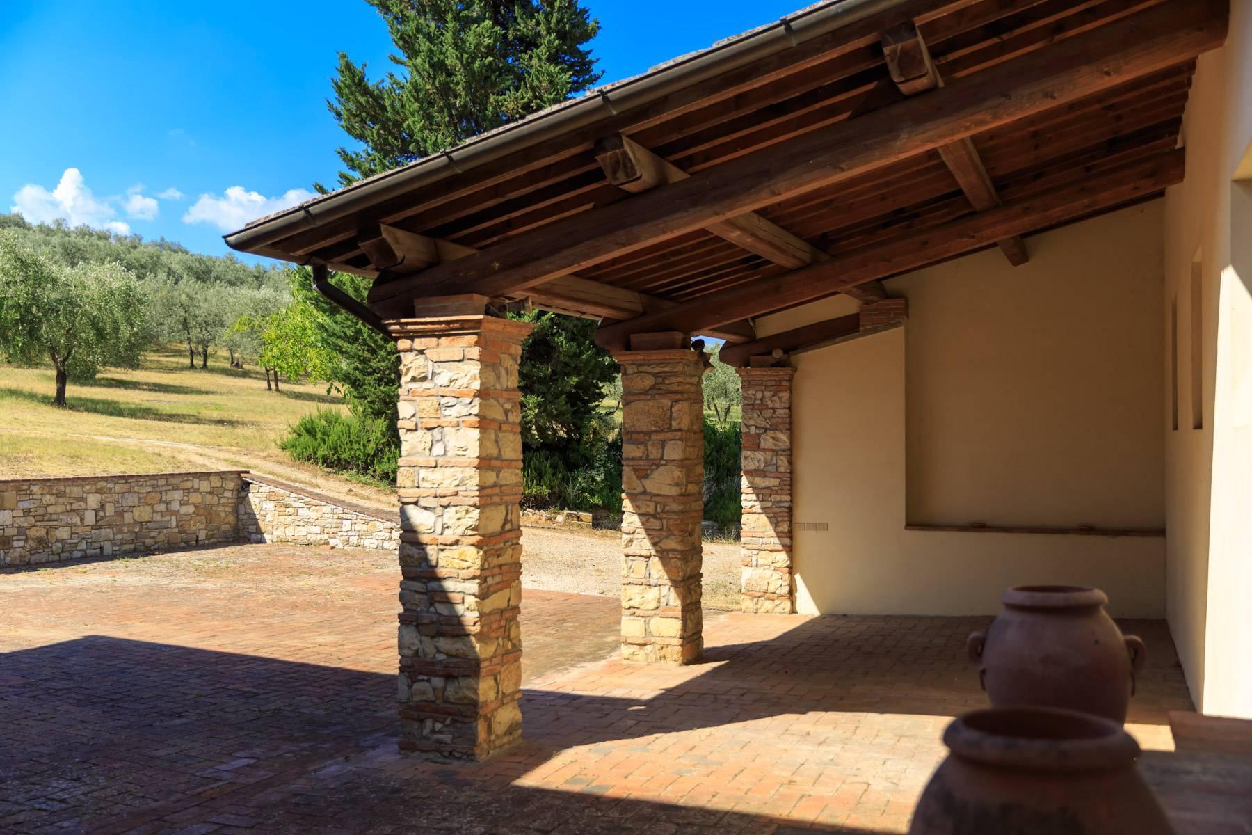 Grande villa antica con oliveto a 10 minuti da Firenze - 14