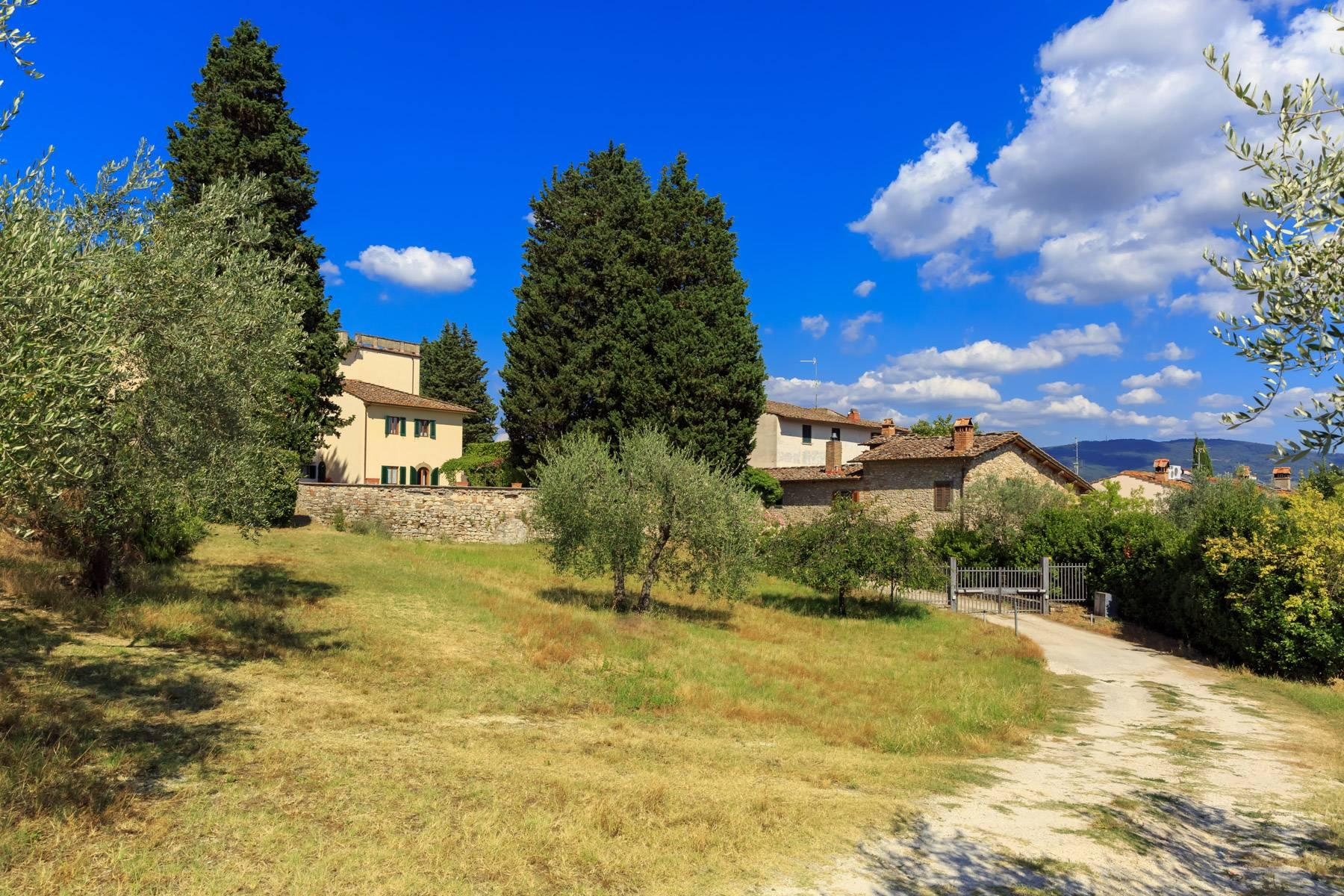 Large period villa with olive grove at 10 minutes' drive from Florence - 7
