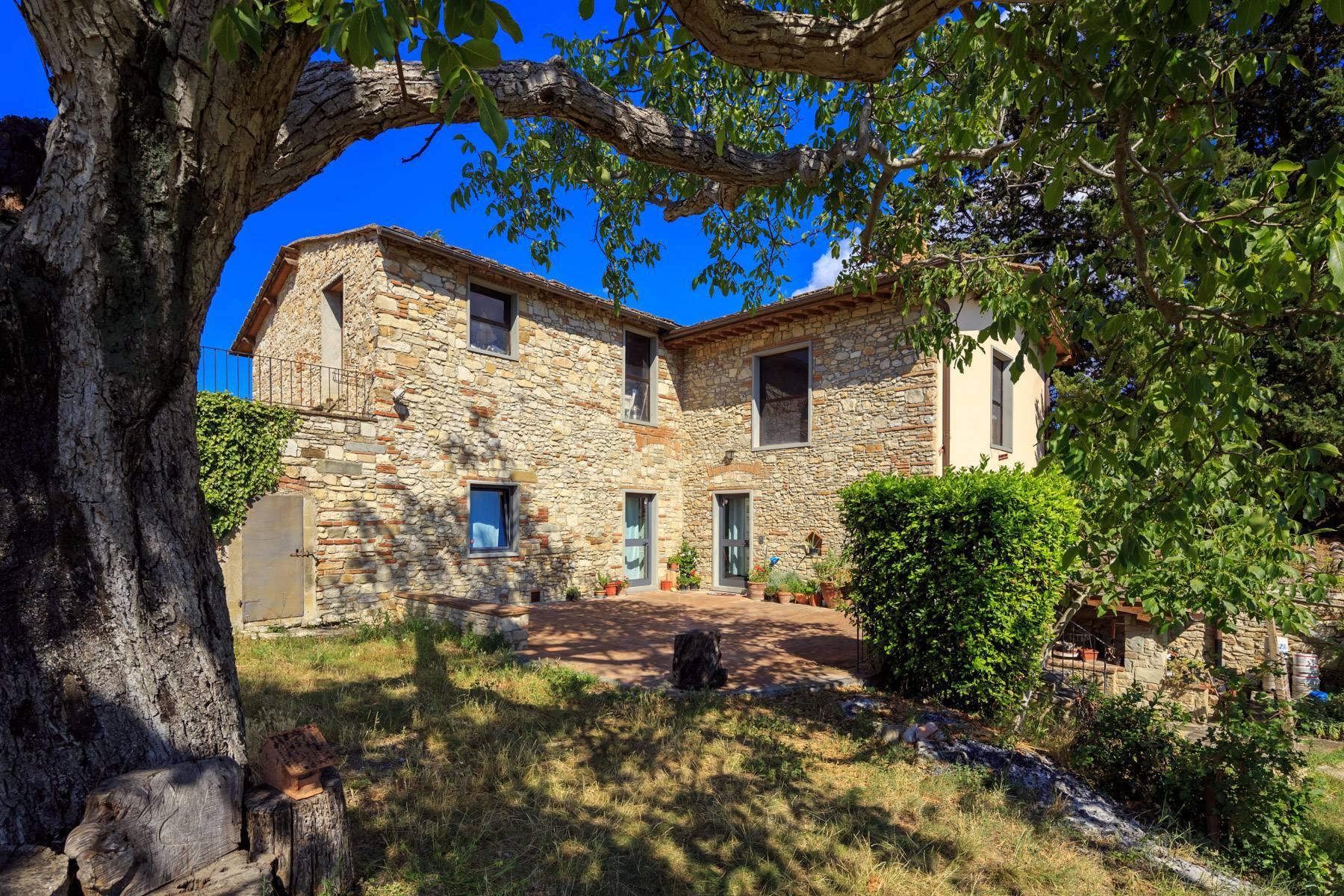 Grande villa antica con oliveto a 10 minuti da Firenze - 18