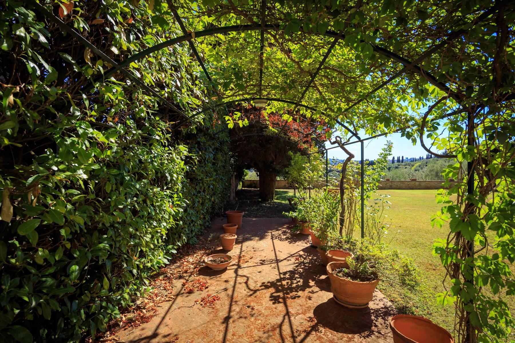 Grande villa antica con oliveto a 10 minuti da Firenze - 22