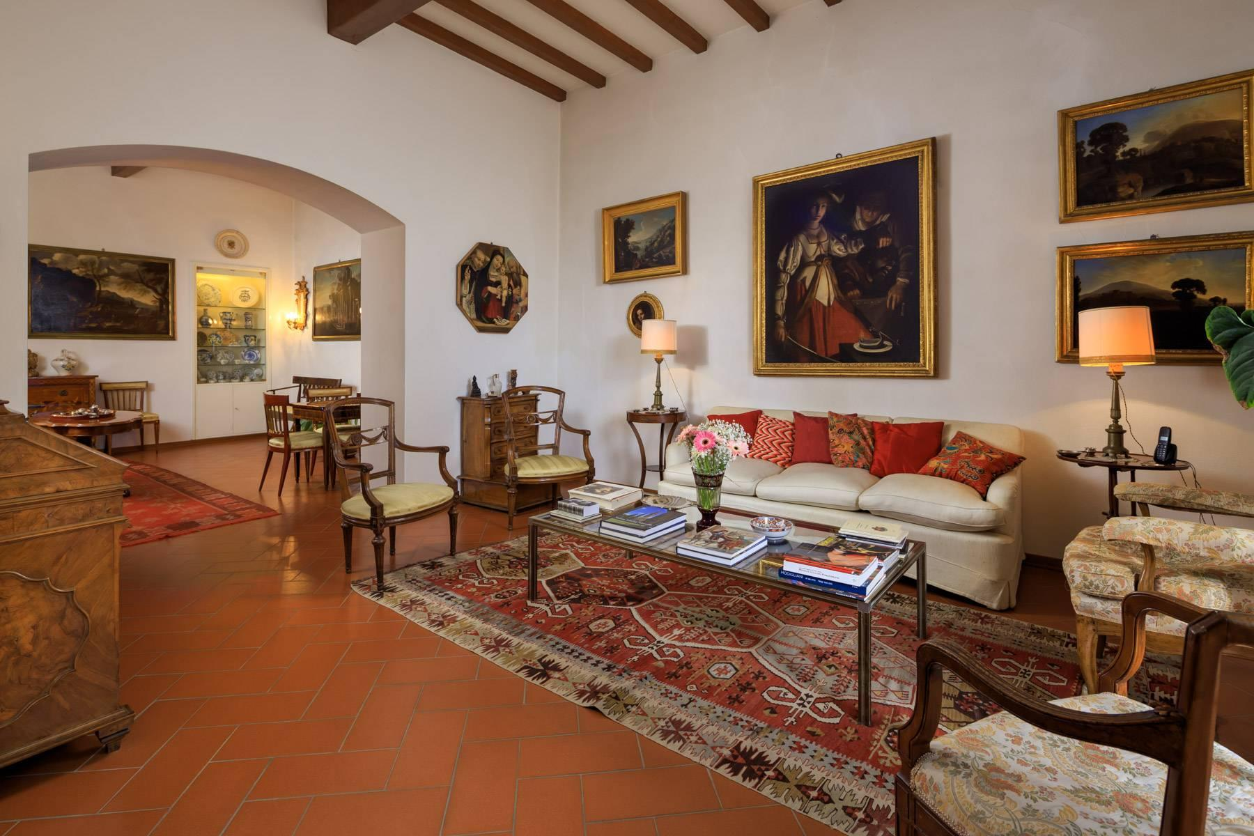 Grande villa antica con oliveto a 10 minuti da Firenze - 25