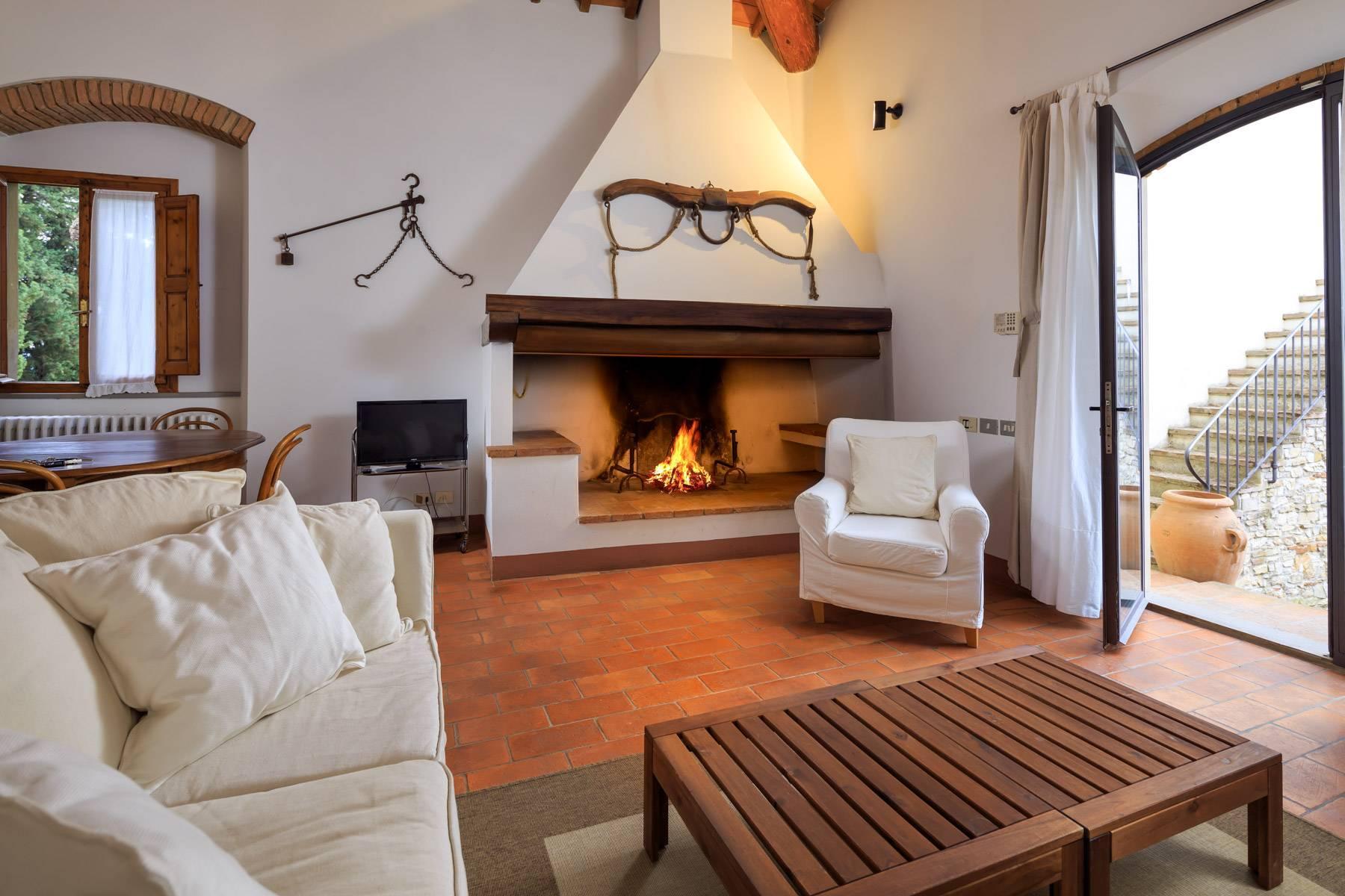 Grande villa antica con oliveto a 10 minuti da Firenze - 28