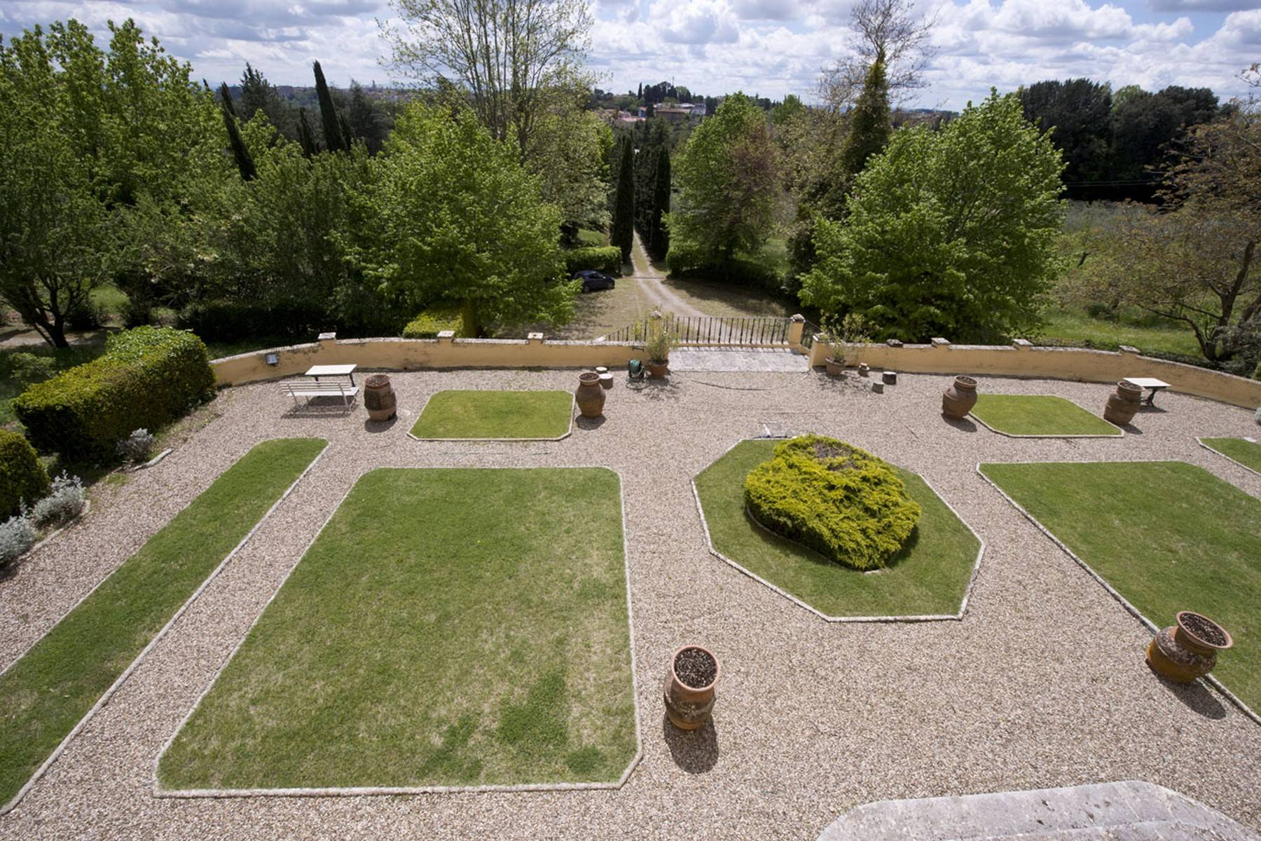 Aristocratic Villa for Sale on the Hills of Siena - 5