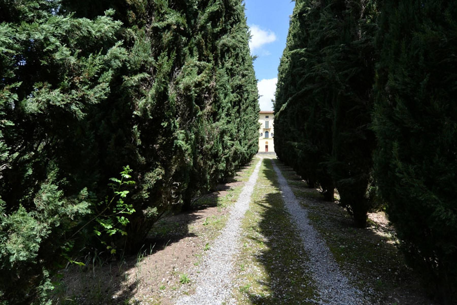 Villa aristocratique à vendre sur les collines de Sienne - 27