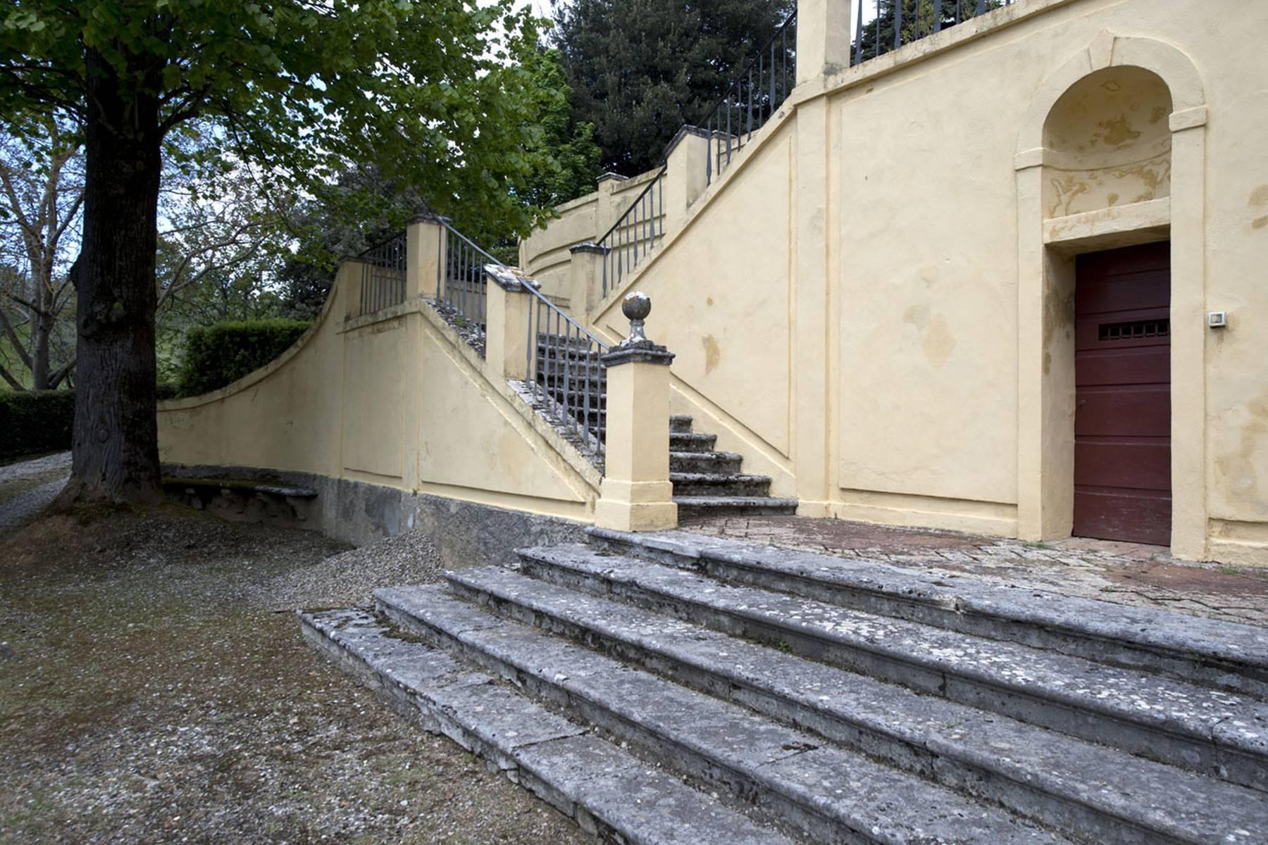 Villa aristocratique à vendre sur les collines de Sienne - 22
