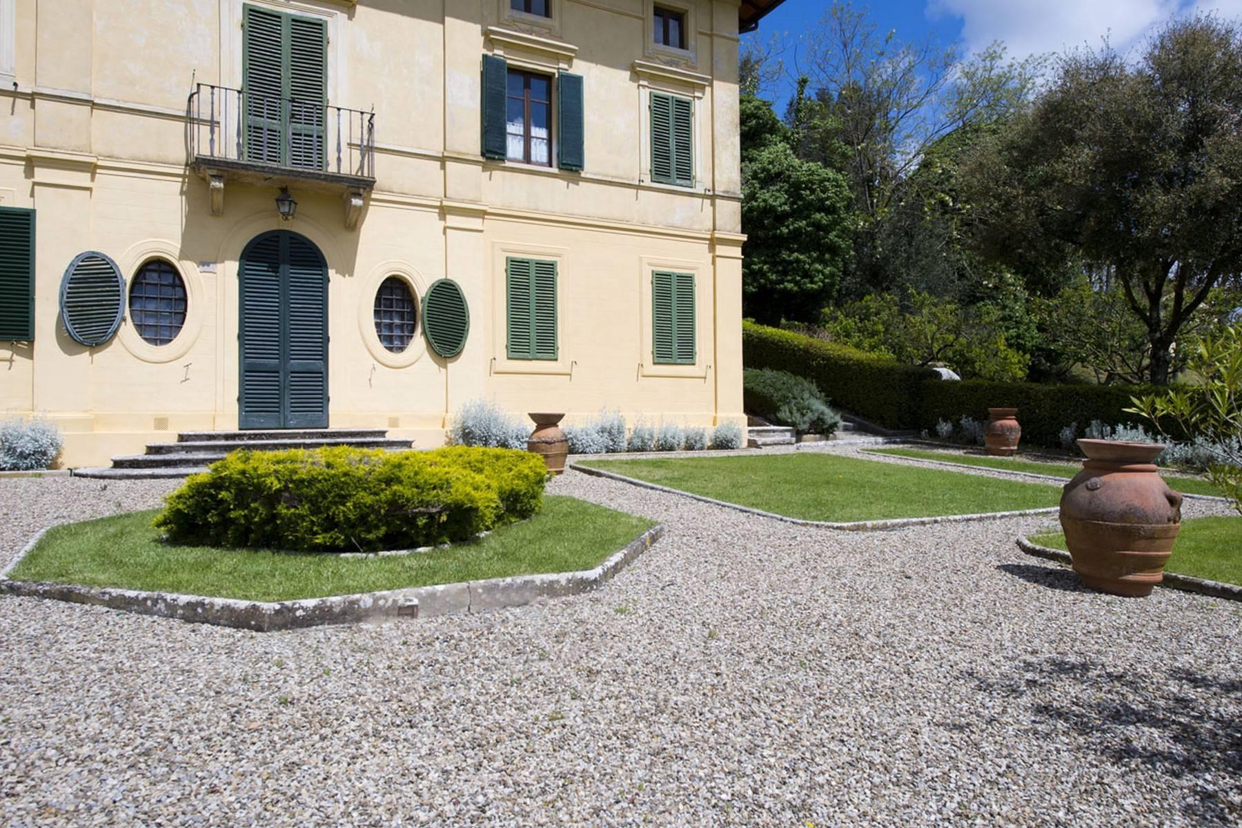 Villa aristocratique à vendre sur les collines de Sienne - 3