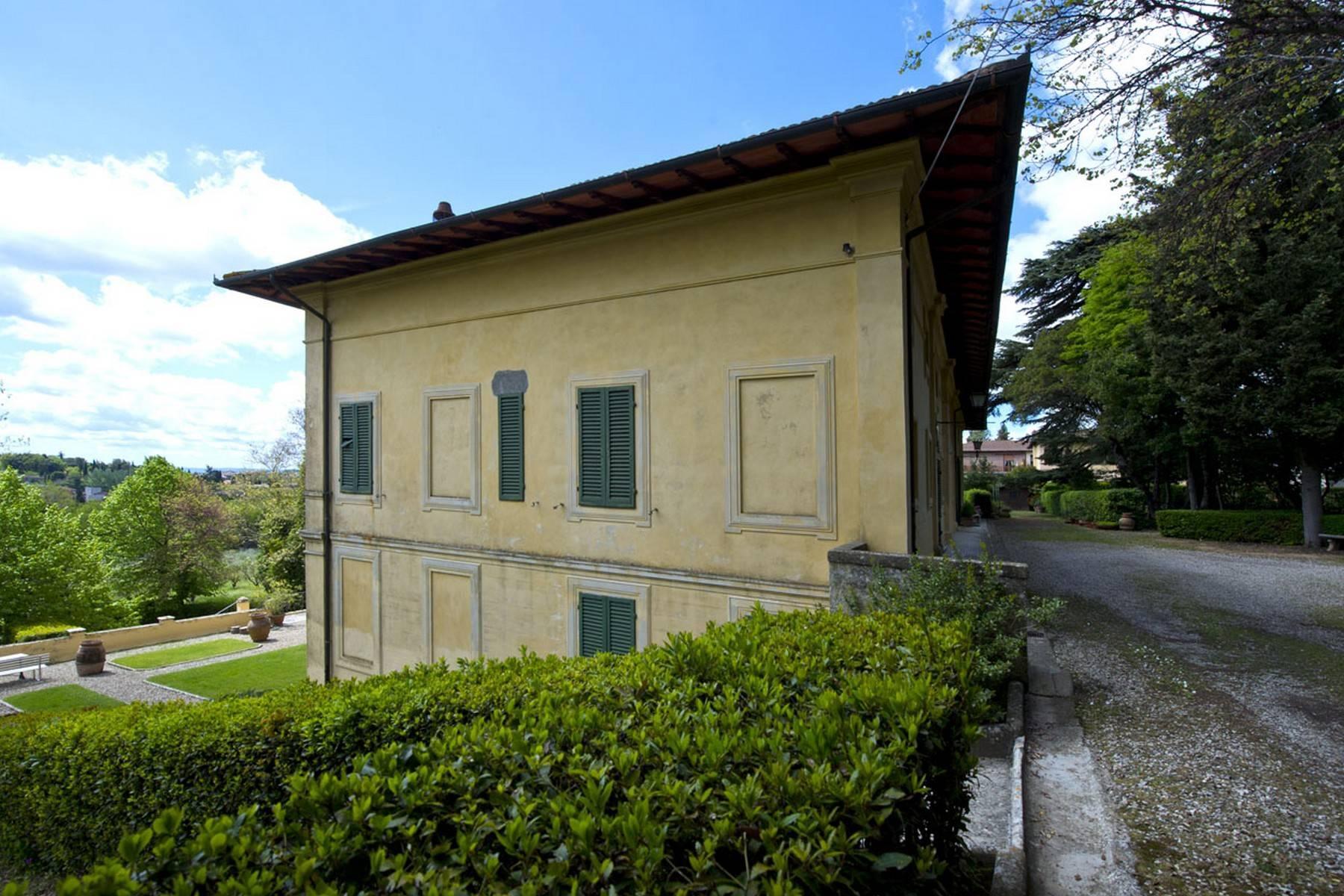 Villa aristocratique à vendre sur les collines de Sienne - 25