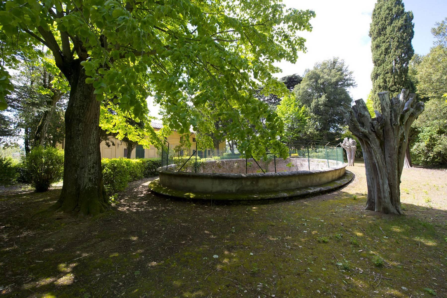 Villa aristocratique à vendre sur les collines de Sienne - 26