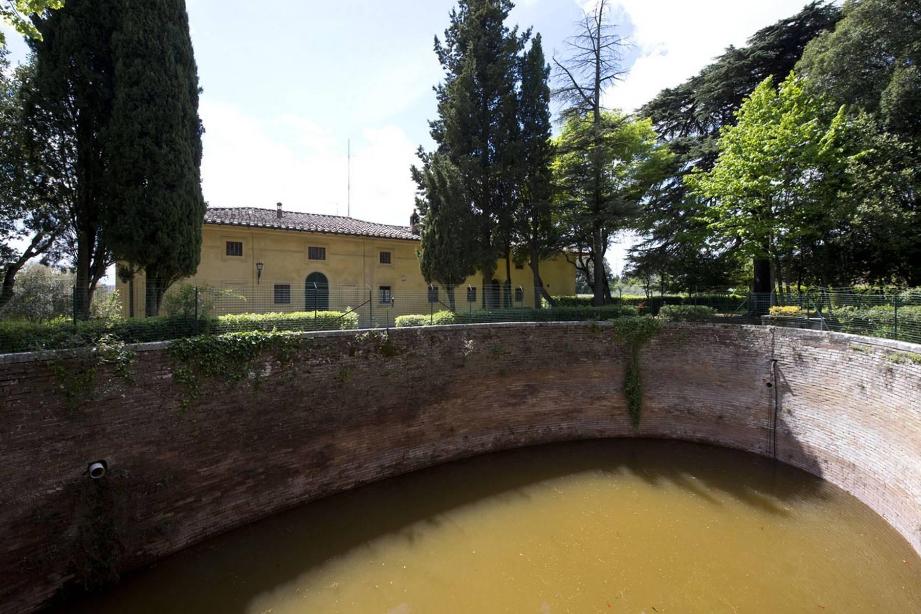 Villa aristocratique à vendre sur les collines de Sienne - 30