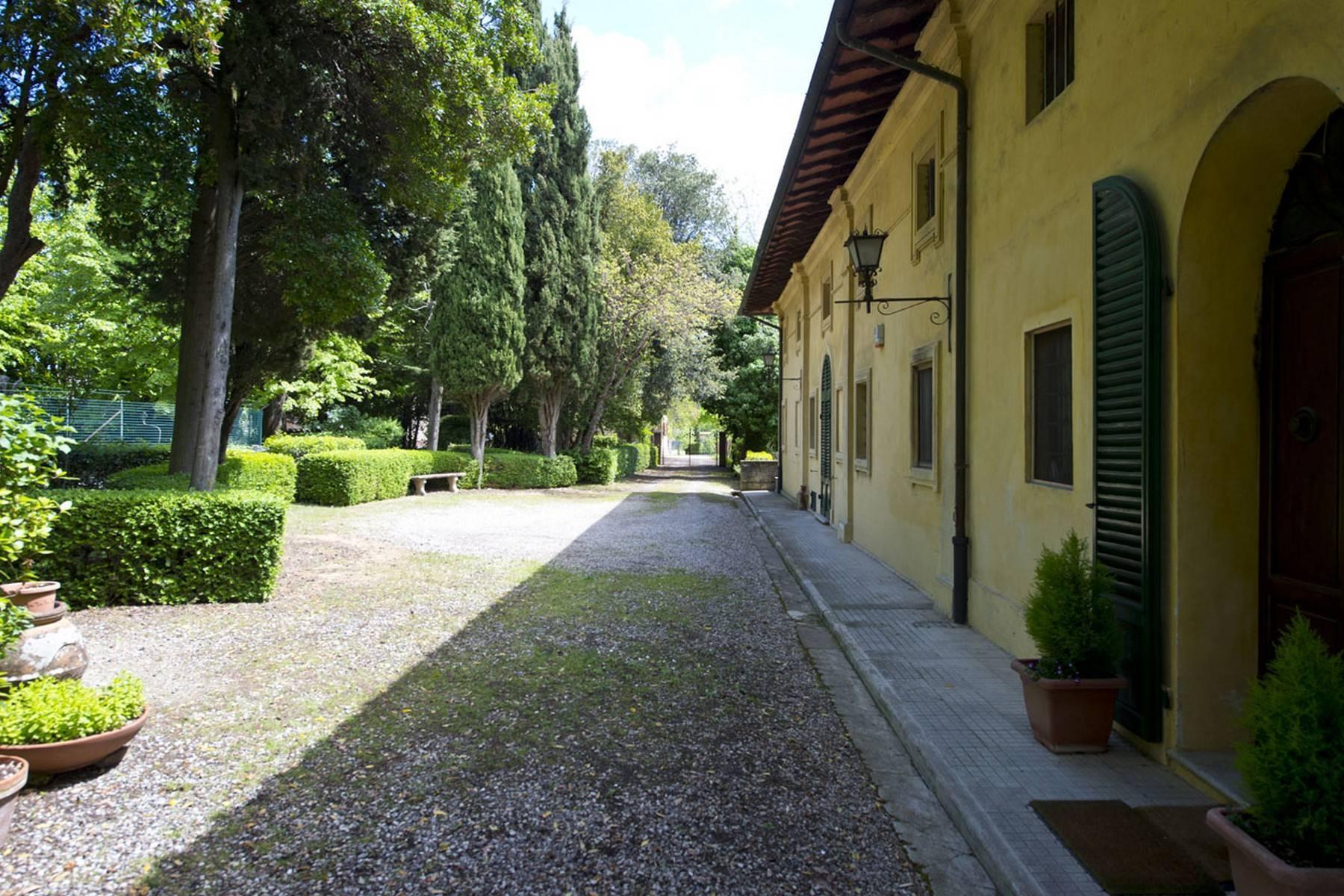 Villa aristocratique à vendre sur les collines de Sienne - 24