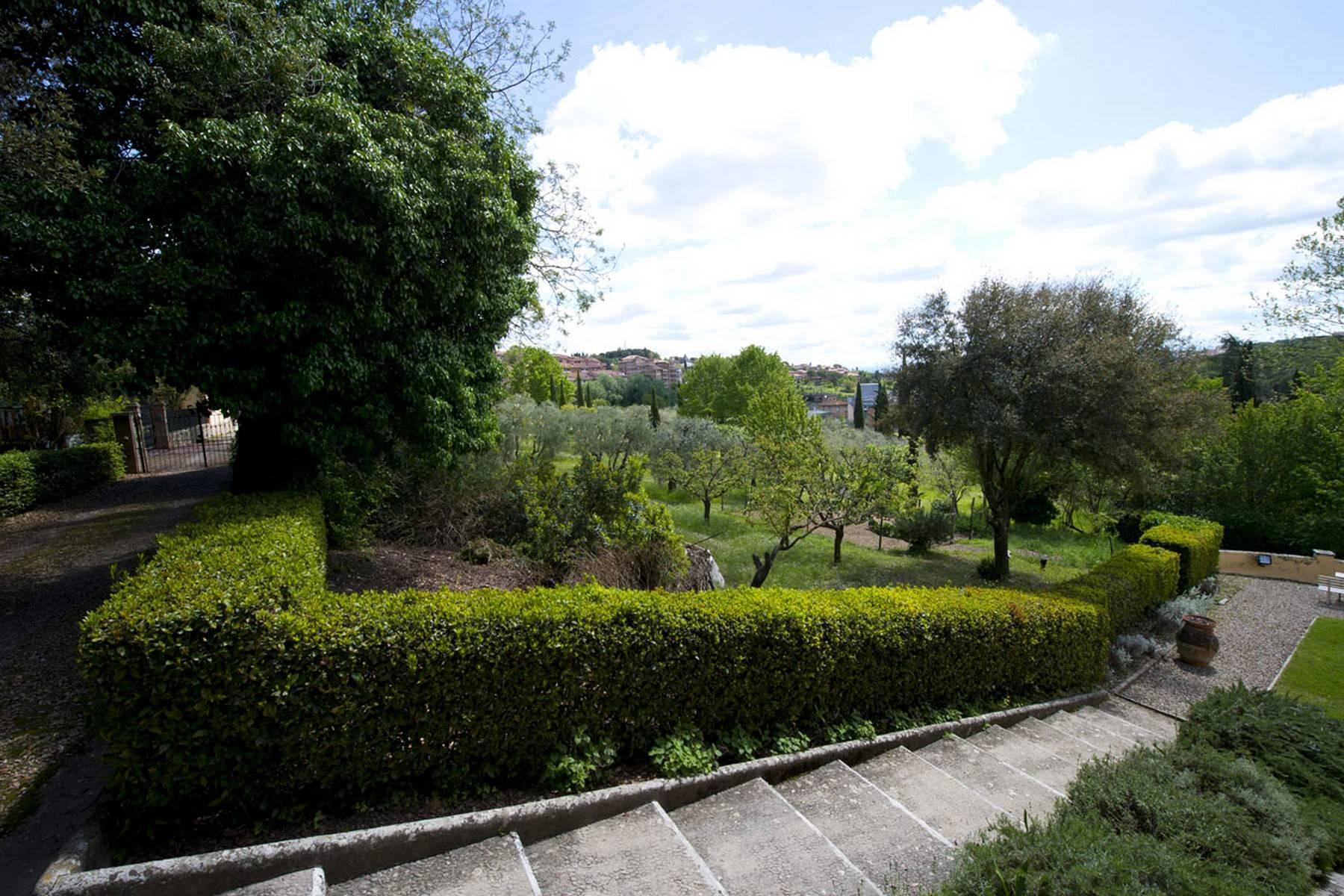 Villa aristocratique à vendre sur les collines de Sienne - 29