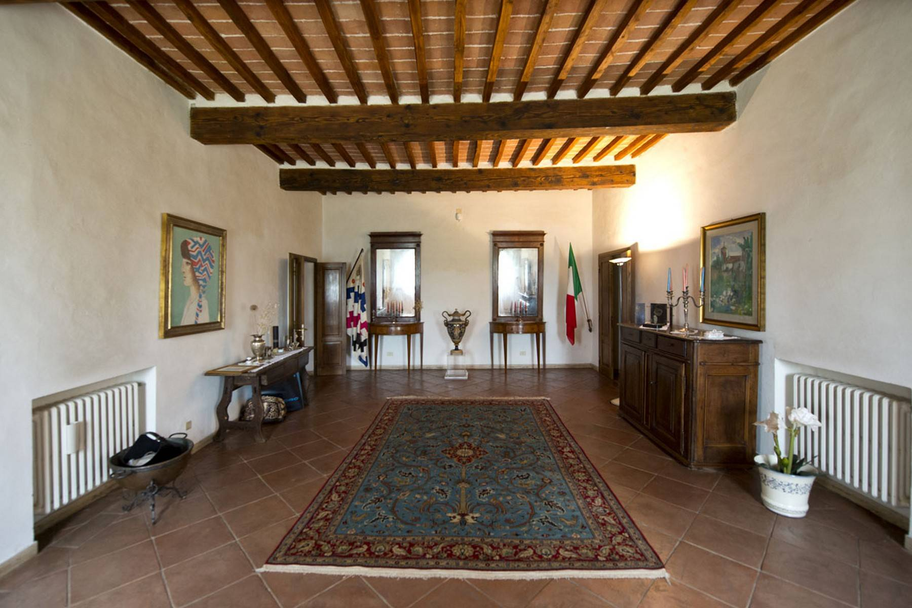 Aristocratic Villa for Sale on the Hills of Siena - 7