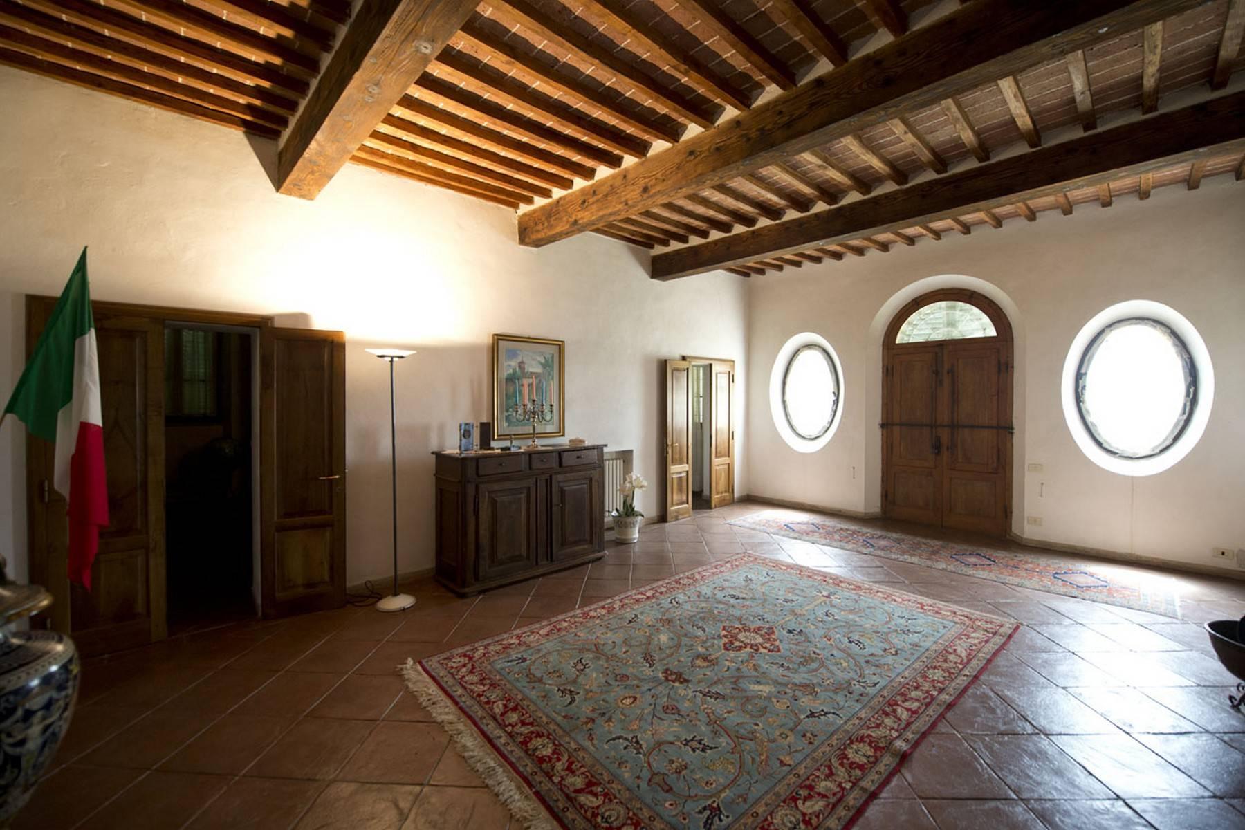 Villa aristocratique à vendre sur les collines de Sienne - 6