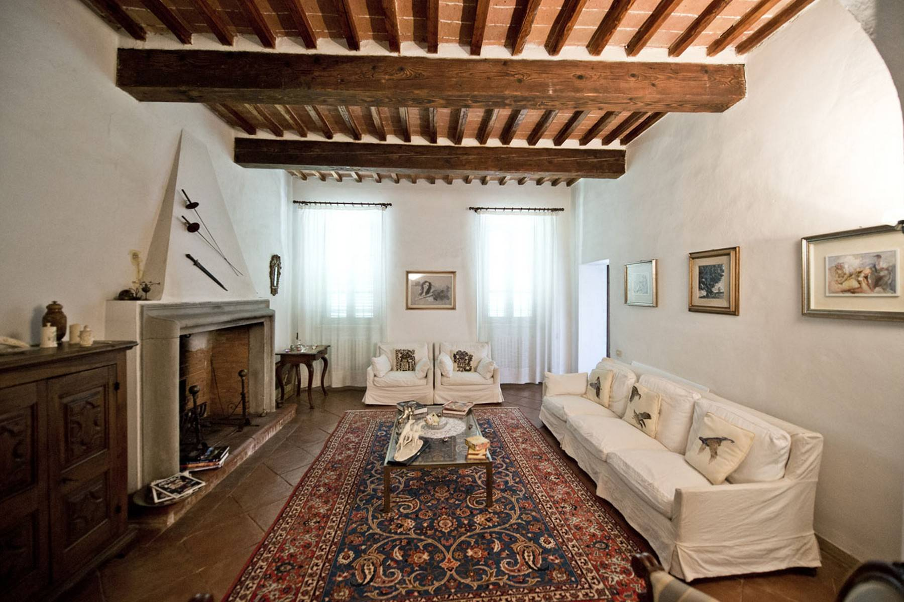 Aristocratic Villa for Sale on the Hills of Siena - 8