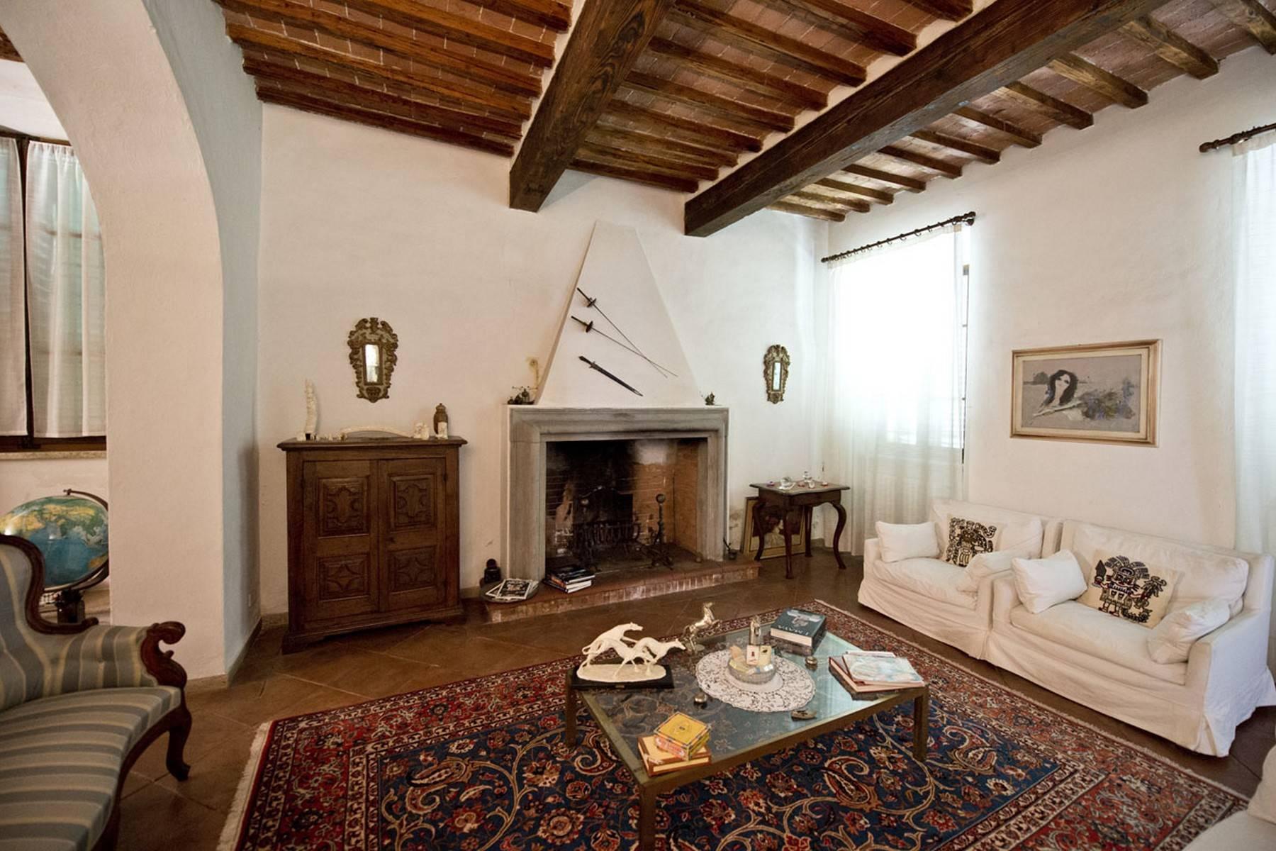 Villa aristocratique à vendre sur les collines de Sienne - 14