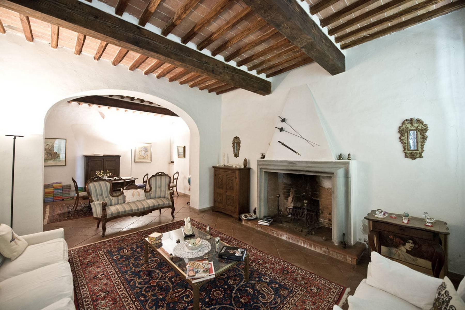 Villa aristocratique à vendre sur les collines de Sienne - 15